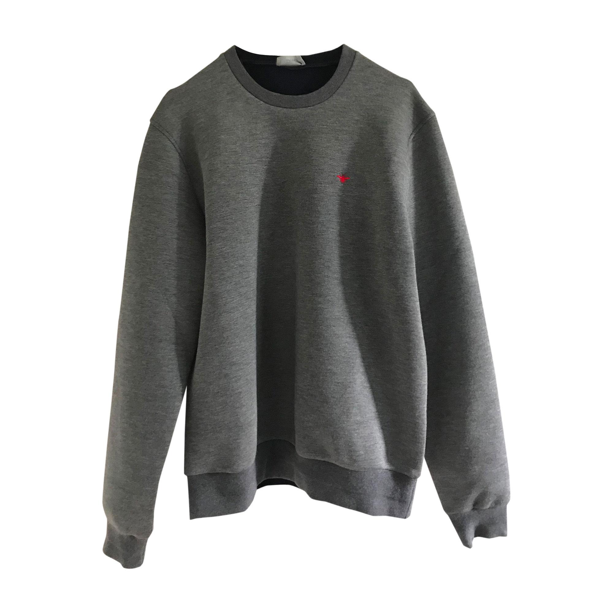 a6363f28efb Pull DIOR HOMME 2 (M) gris vendu par Pascale 1982477267 - 8123361