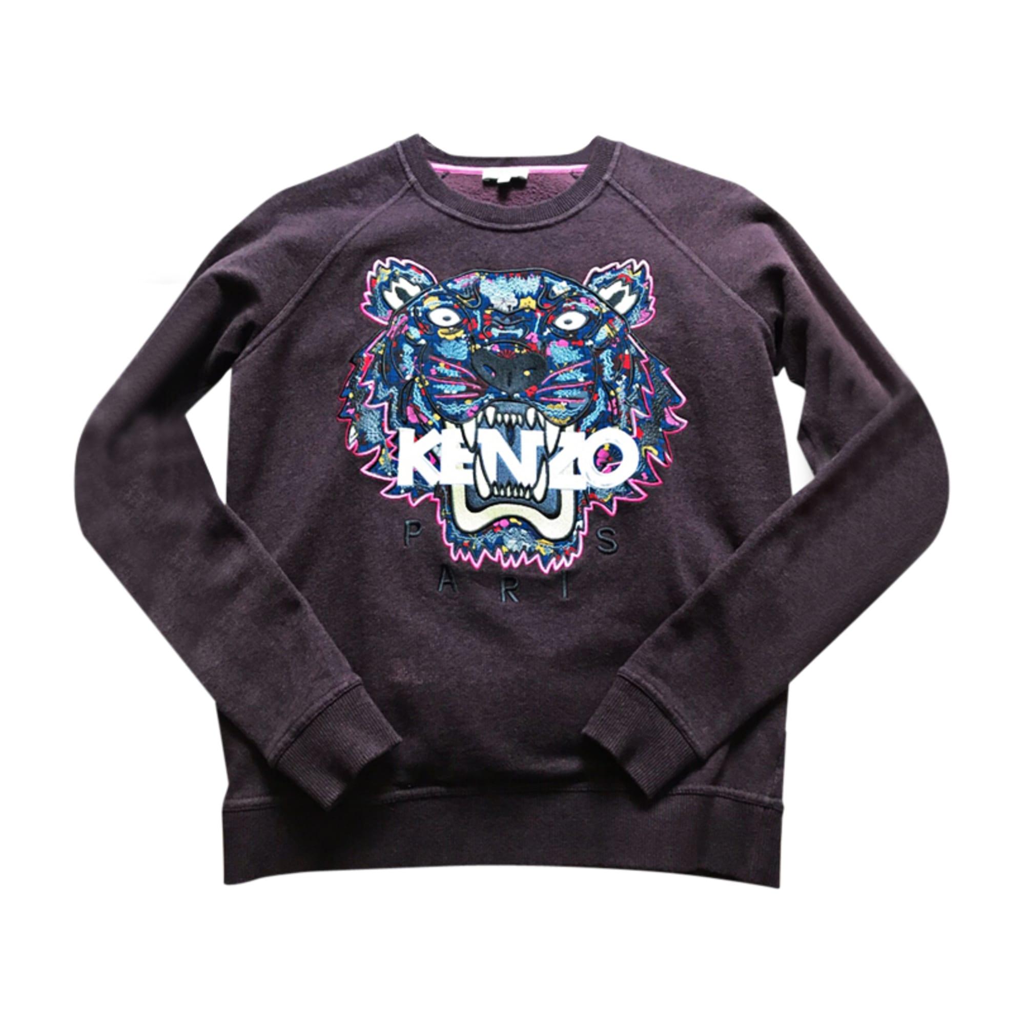 Kenzo 34 Violet Sweat T0 8126618 xs 0gRw6