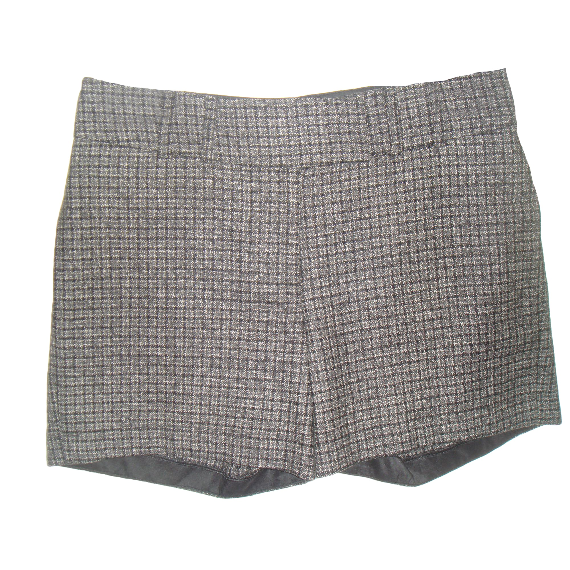 Short CLAUDIE PIERLOT Gris, anthracite
