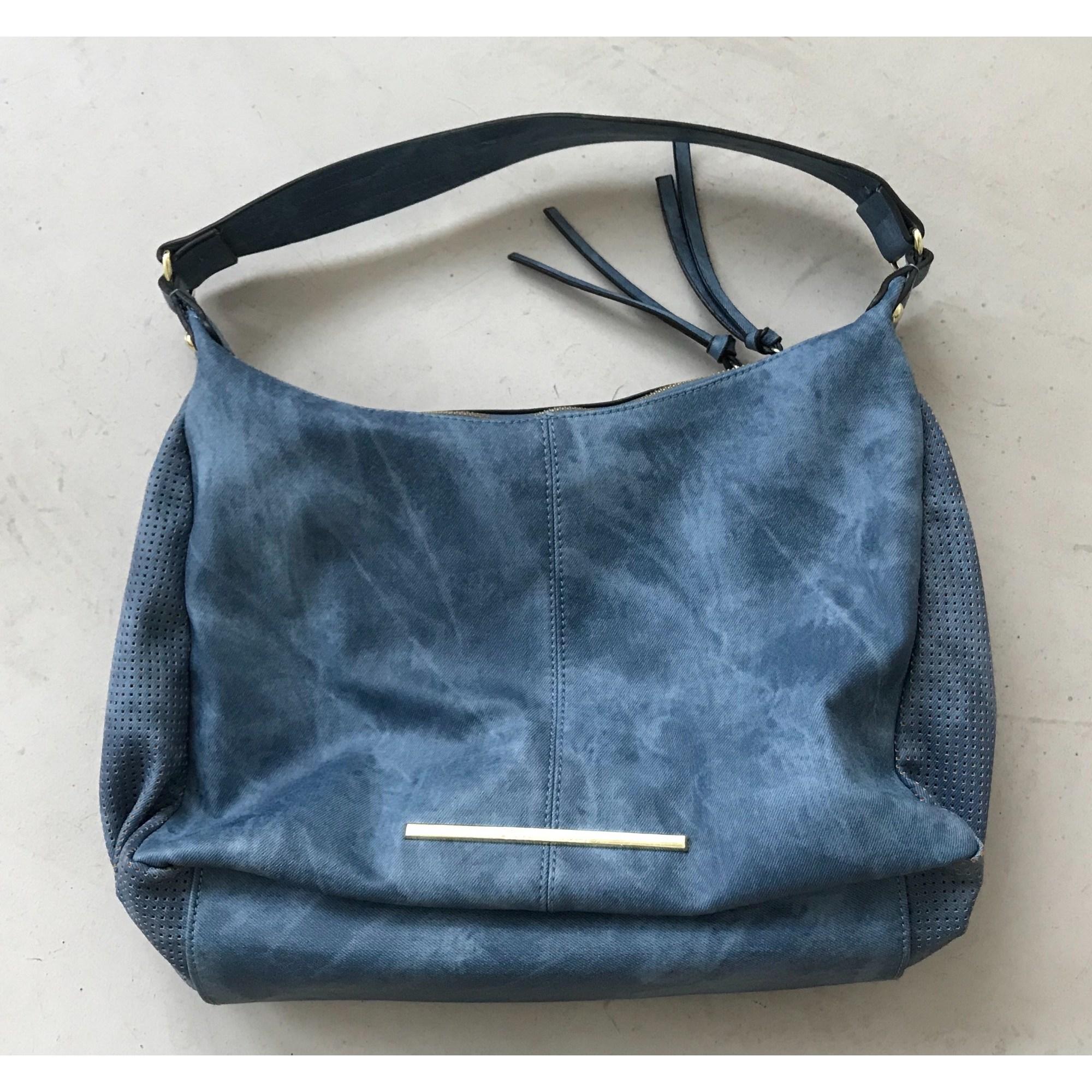 70c035acdb Sac à main en cuir STEVE MADDEN Bleu, bleu marine, bleu turquoise