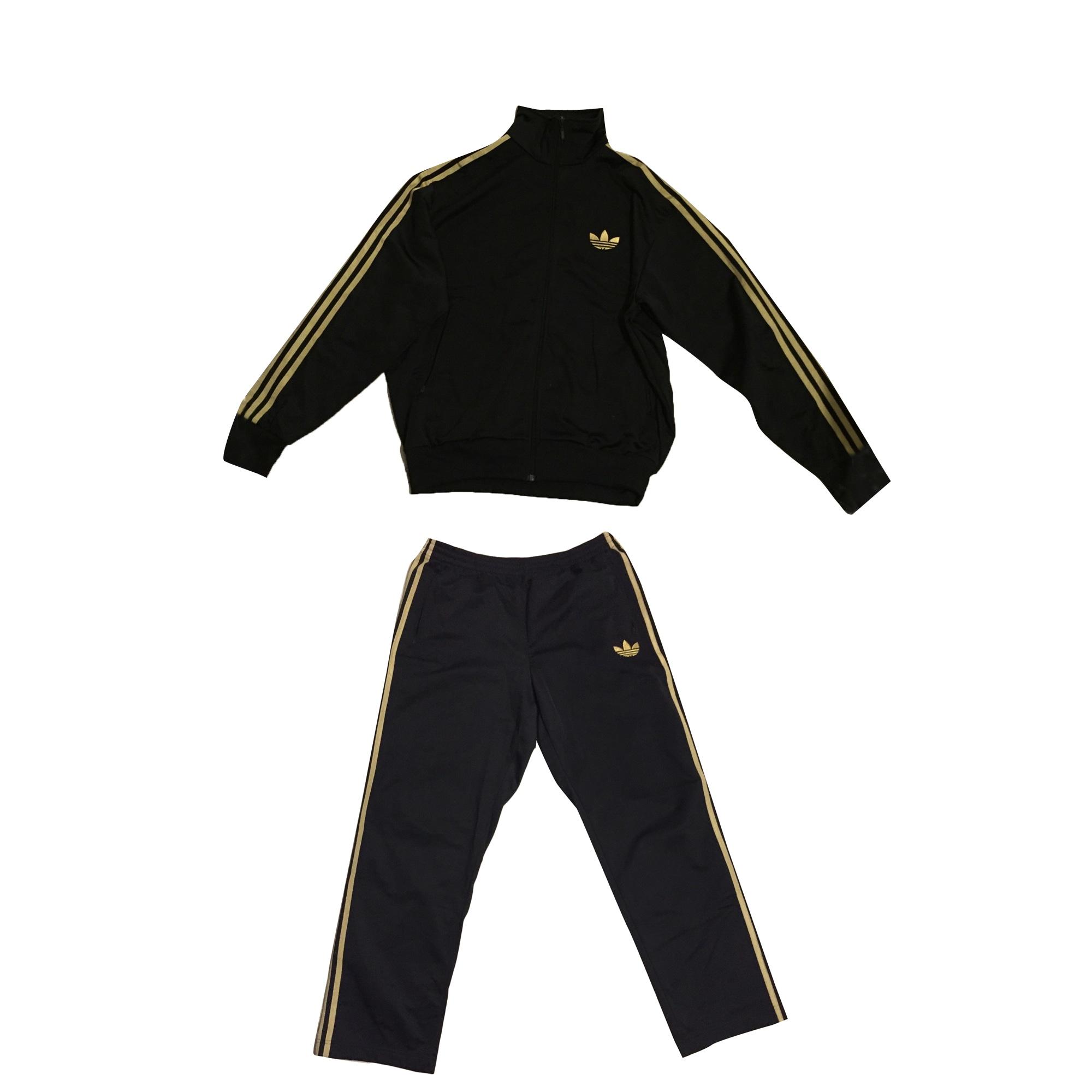 3c50169abec86 Ensemble jogging ADIDAS 42 noir vendu par Ml570 - 8141161