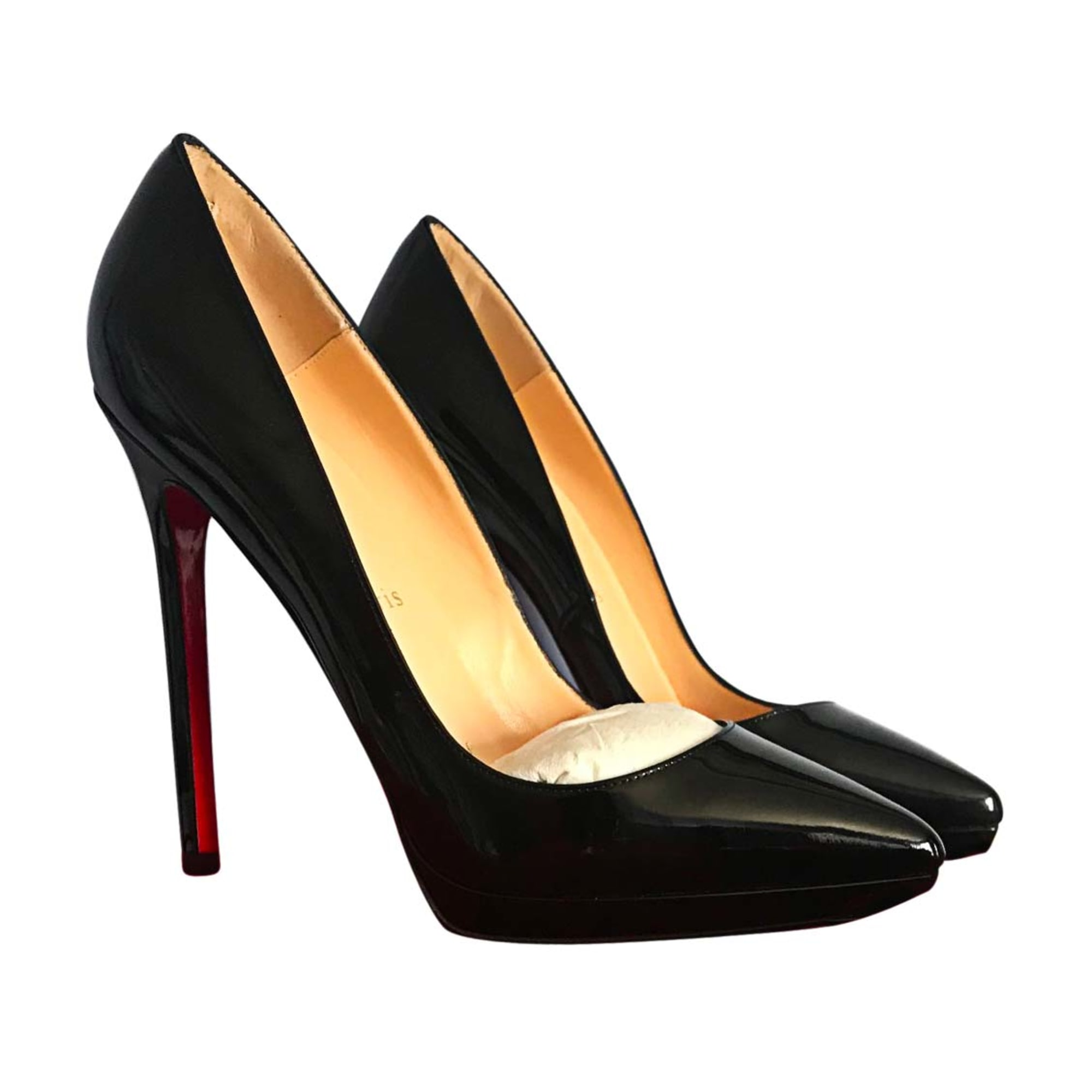 louboutin pigalle confortable