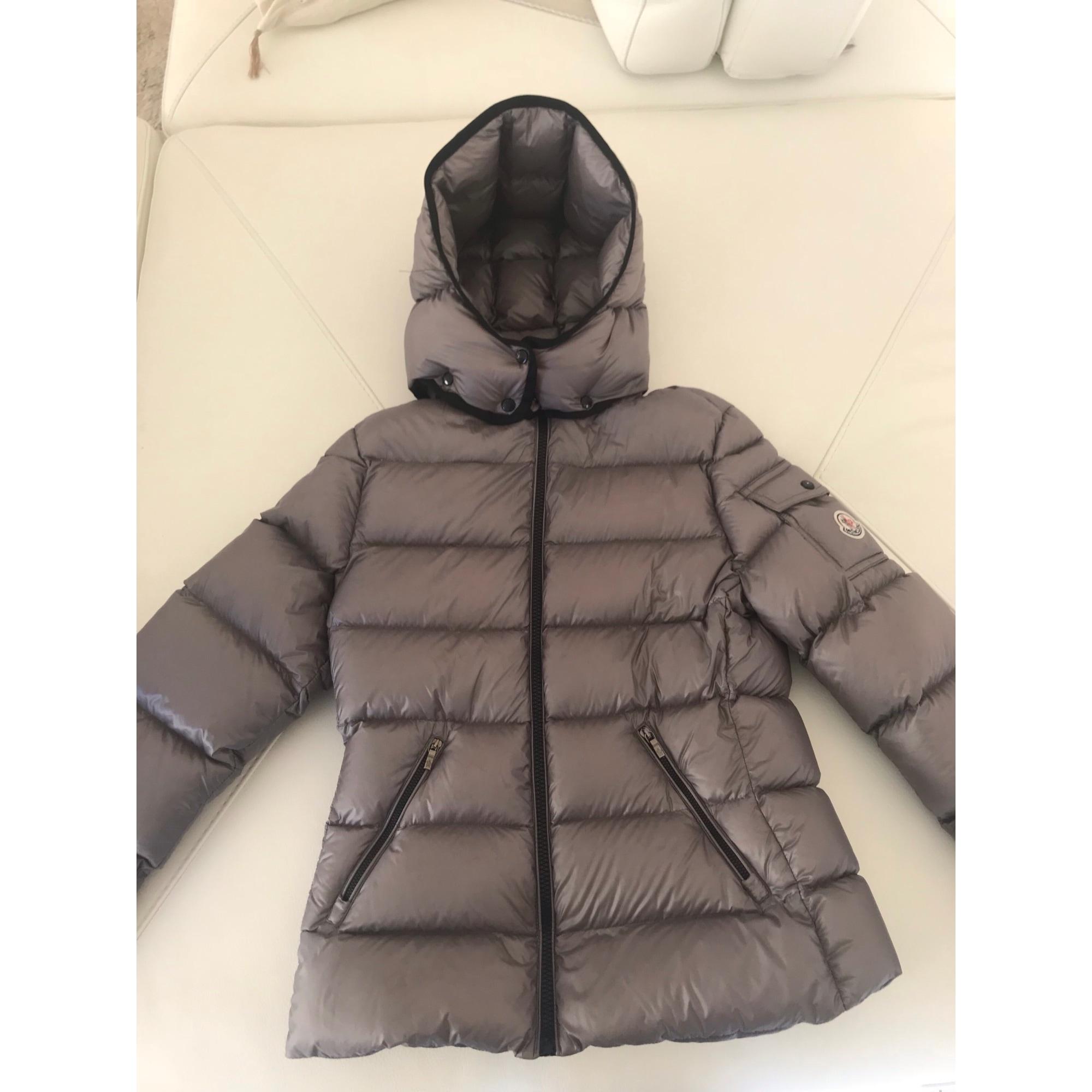 3987db2eb7e0 Doudoune MONCLER 13-14 ans gris vendu par D anna 139226760 - 8151924