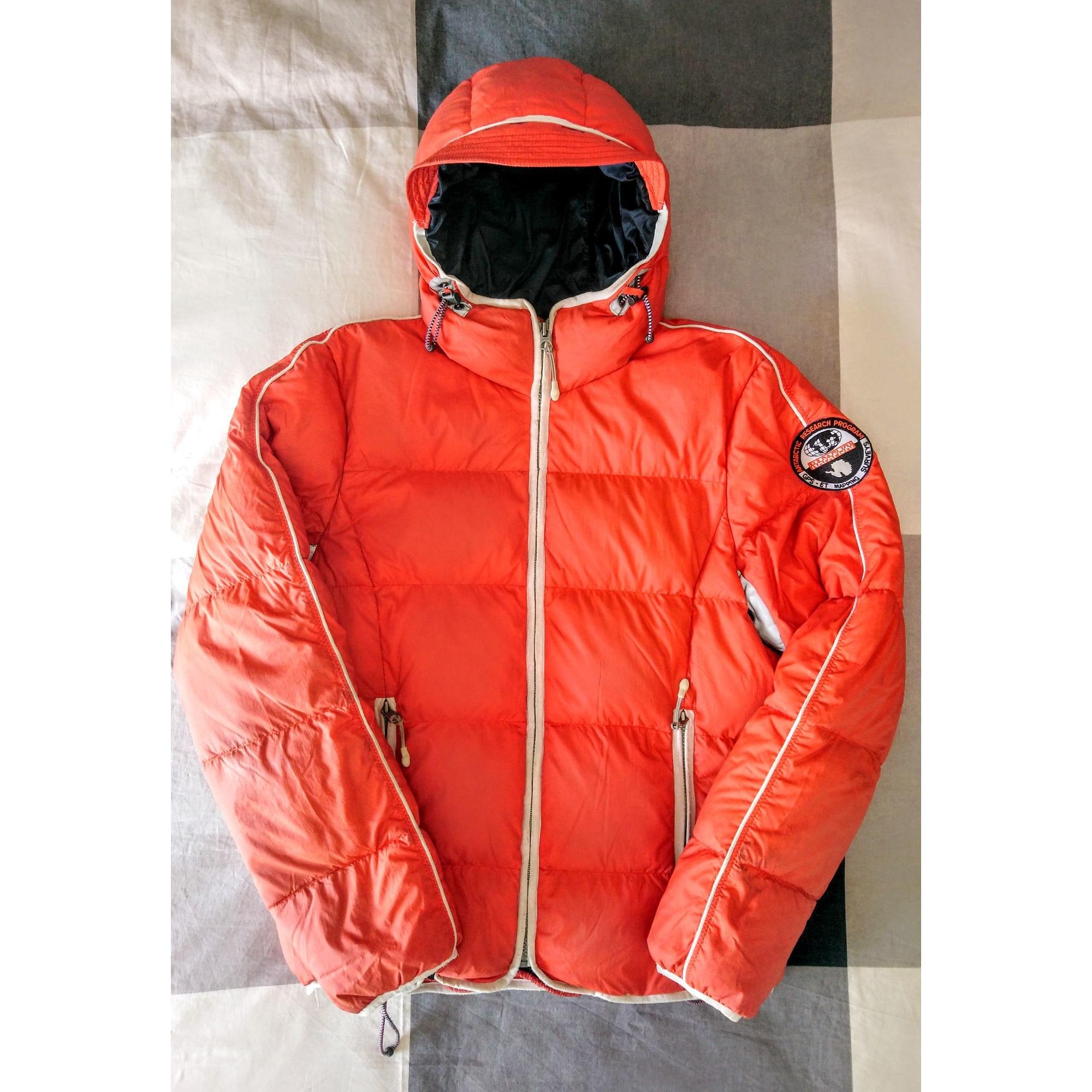 c8710e64f8a Doudoune NAPAPIJRI 48 (M) orange vendu par Mattou11 - 8155926