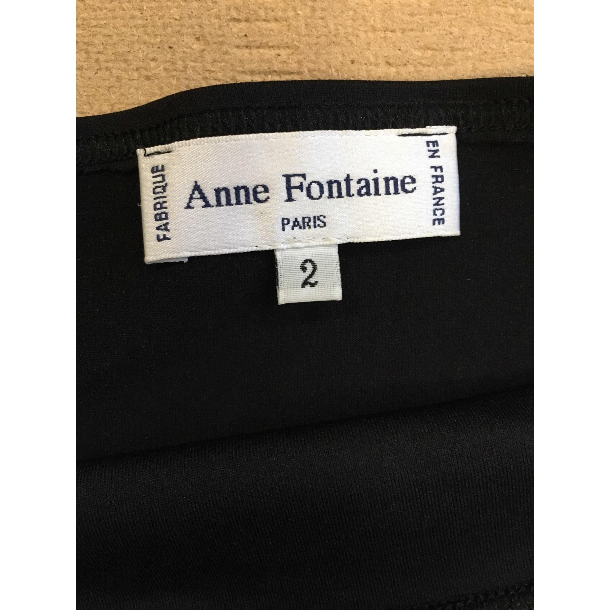 Bustier ANNE FONTAINE Noir