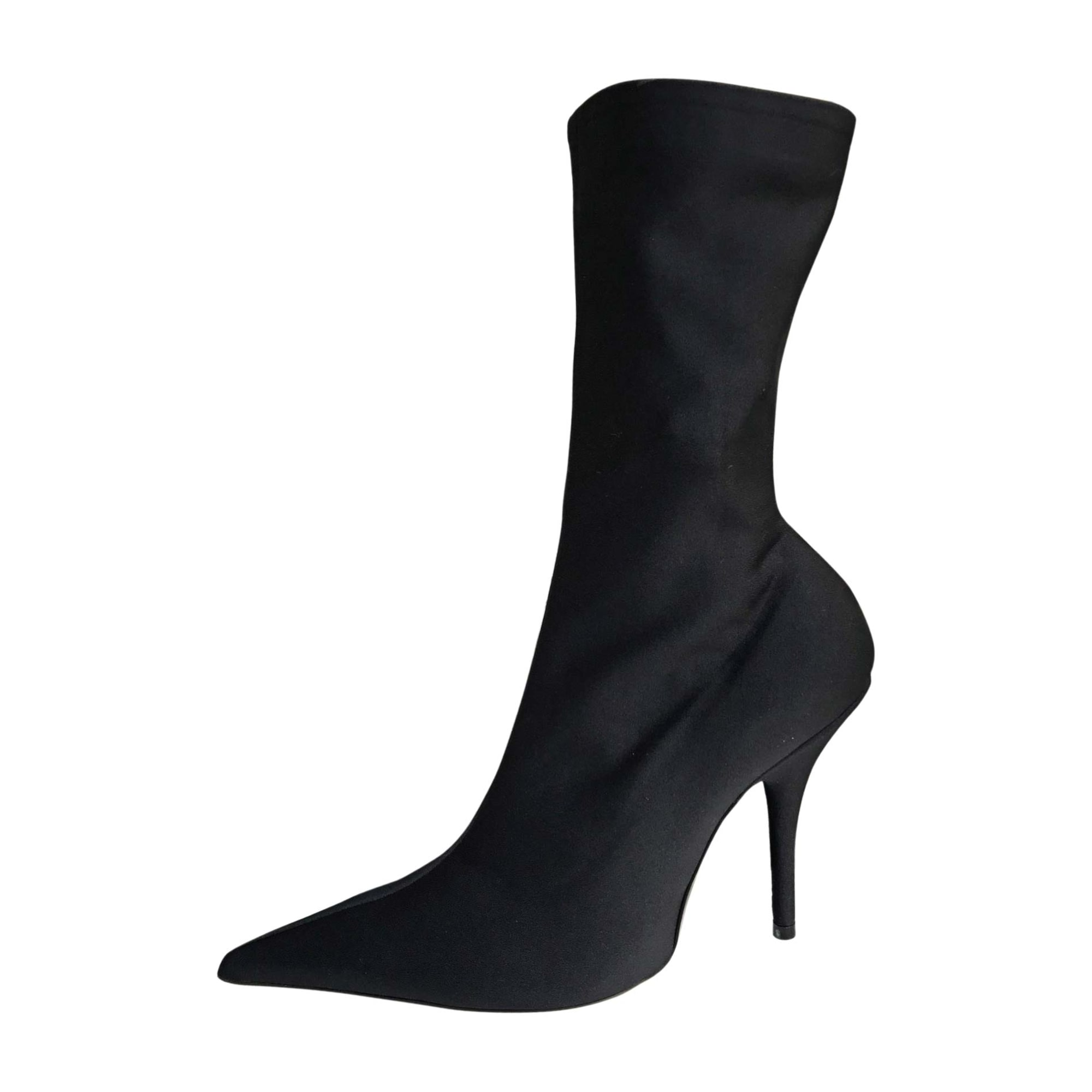 Bottines & low boots à talons BALENCIAGA Noir