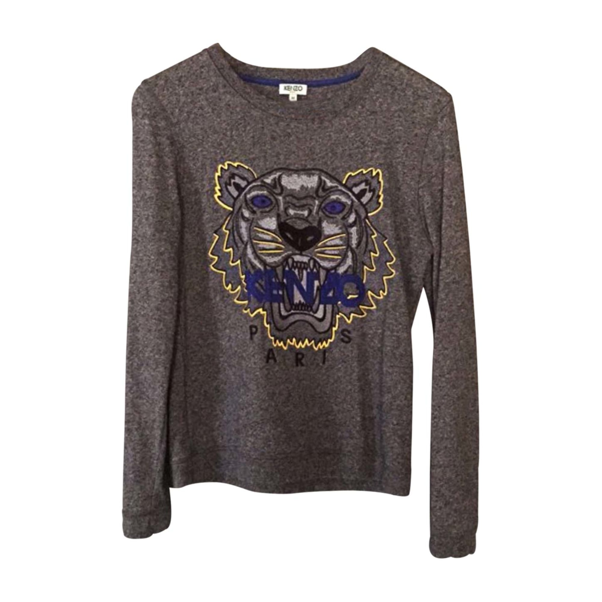 Sweat KENZO Gris, anthracite