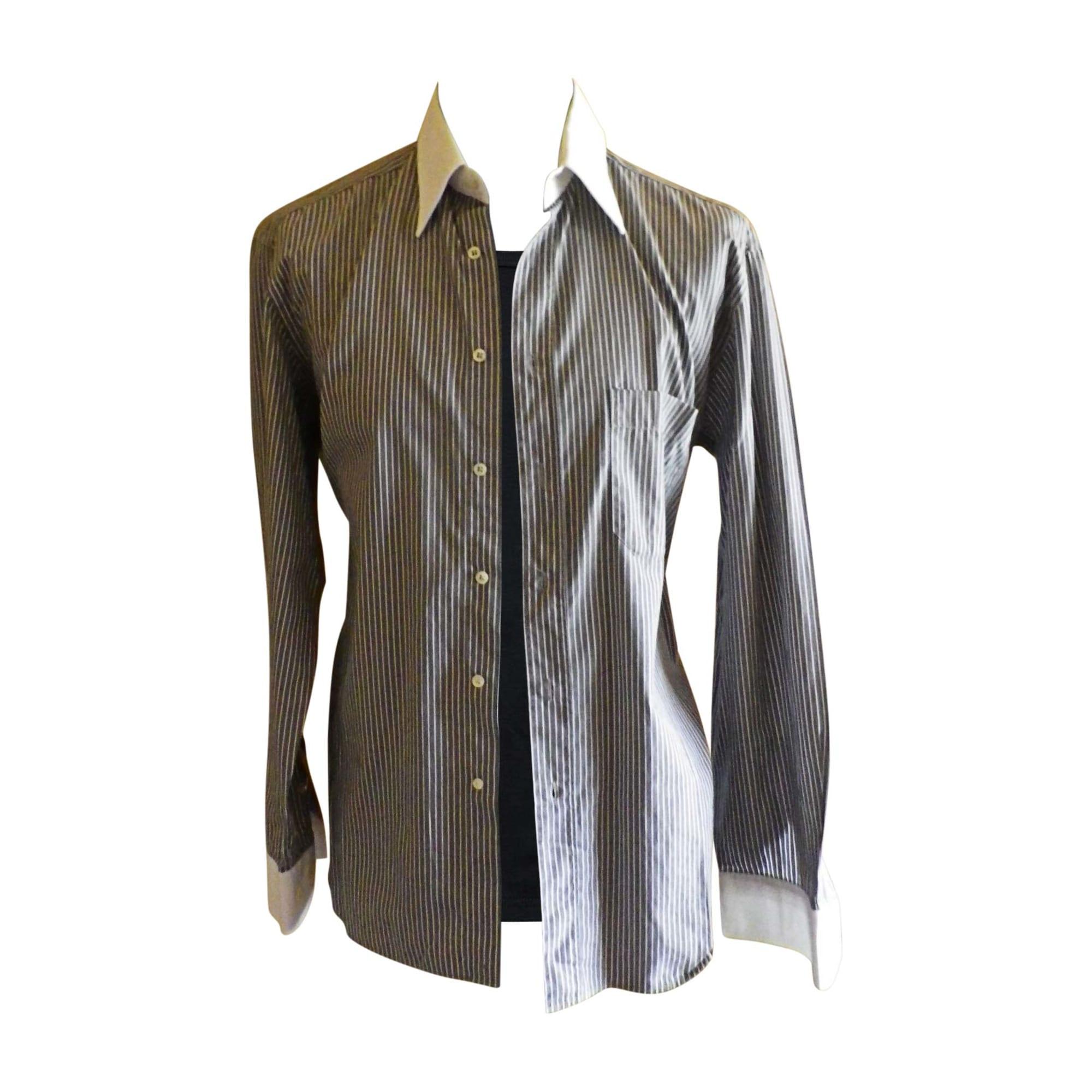 Shirt VALENTINO Gray, charcoal