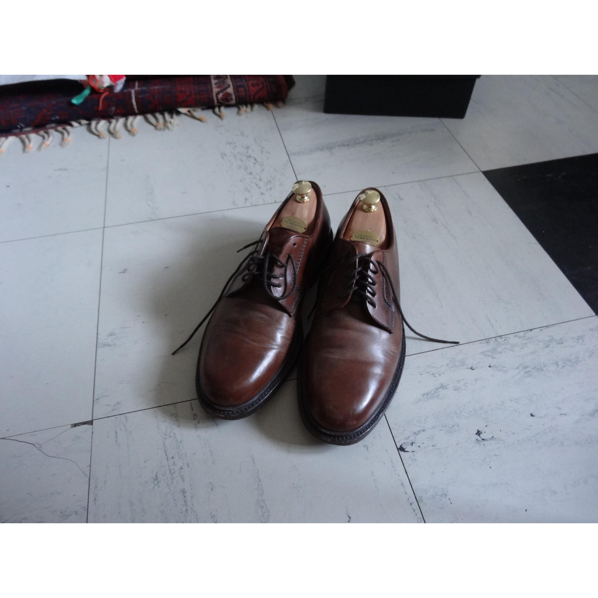 Chaussures à lacets FAIRMOUNT Marron