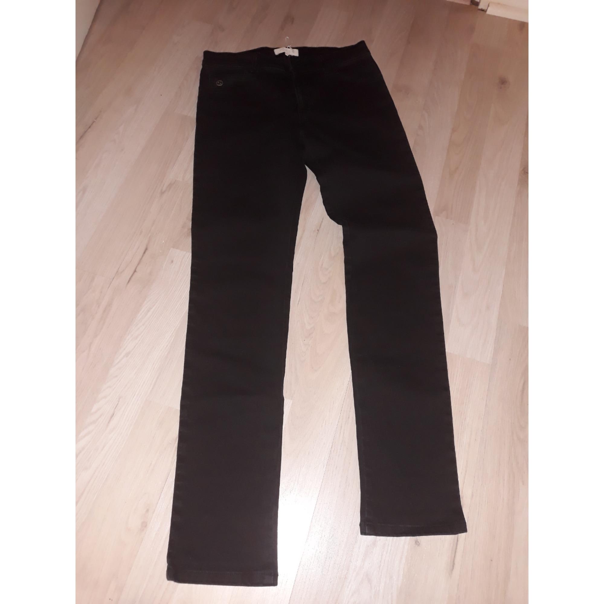 Skinny Jeans GUCCI Schwarz