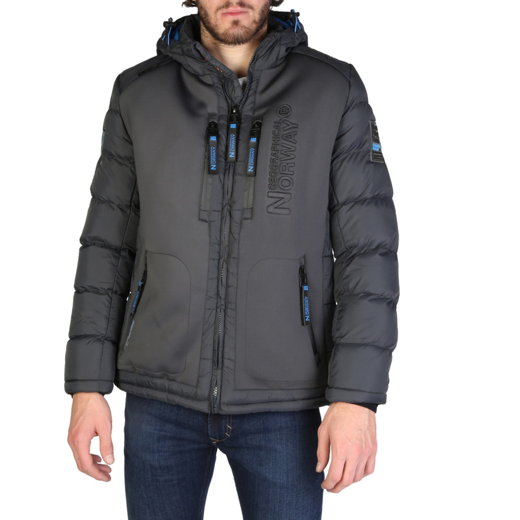 Norway Geographical 44 s 8217758 Gris Blouson x5g8wOx