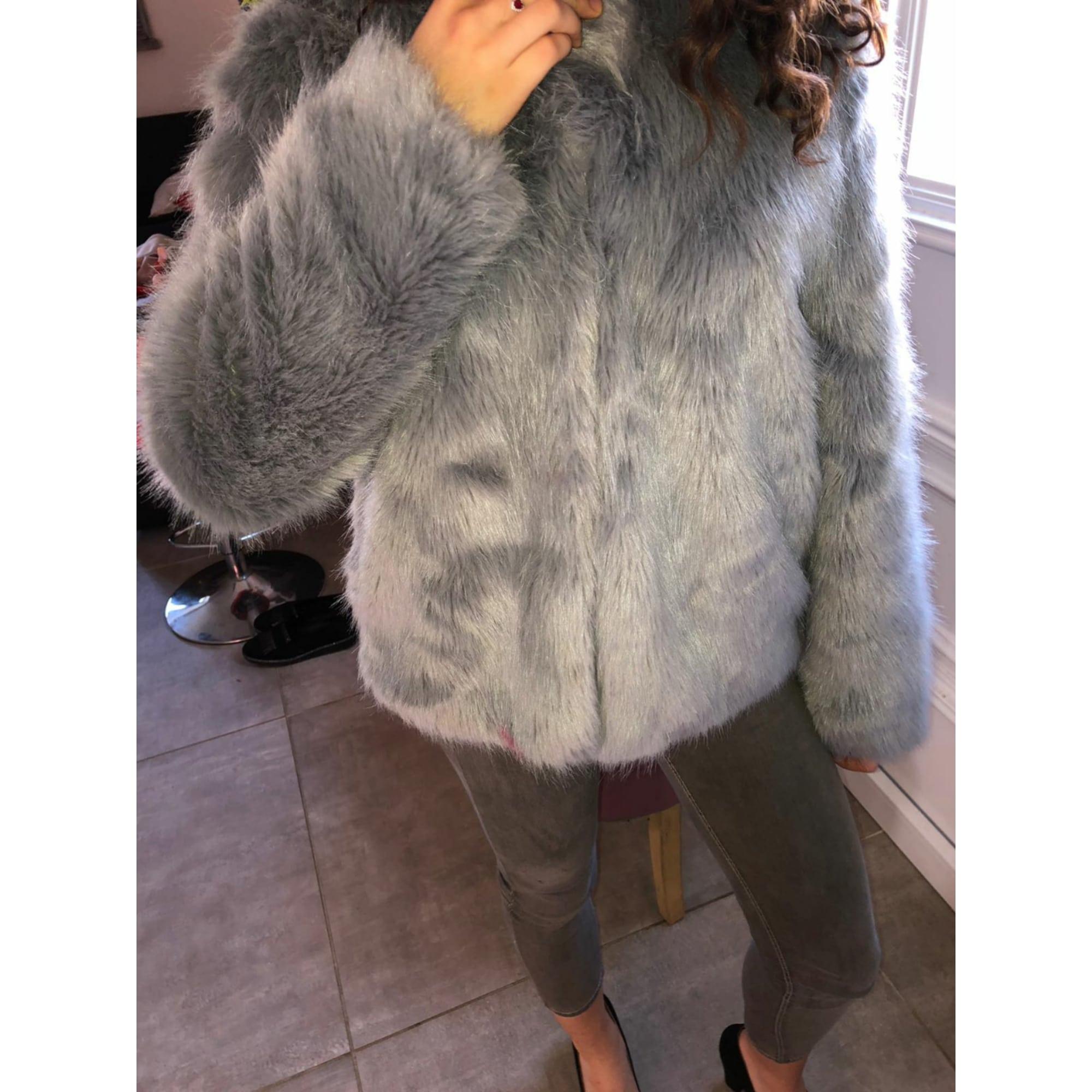 Comment porter manteau gris clair femme