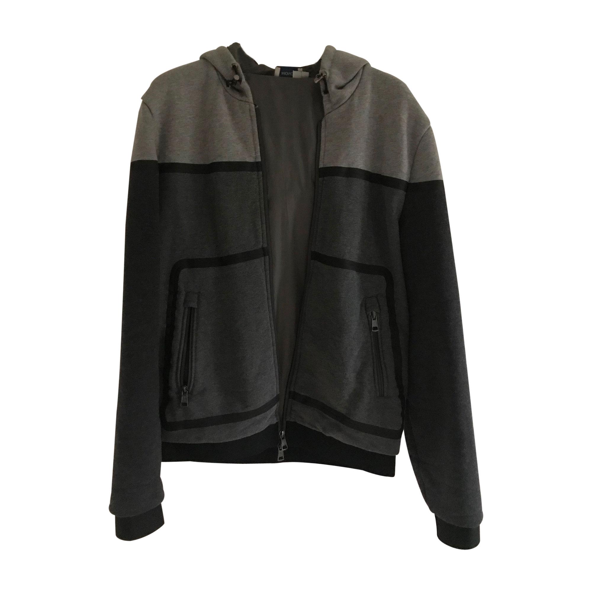 Sweatshirt MONCLER Gray, charcoal