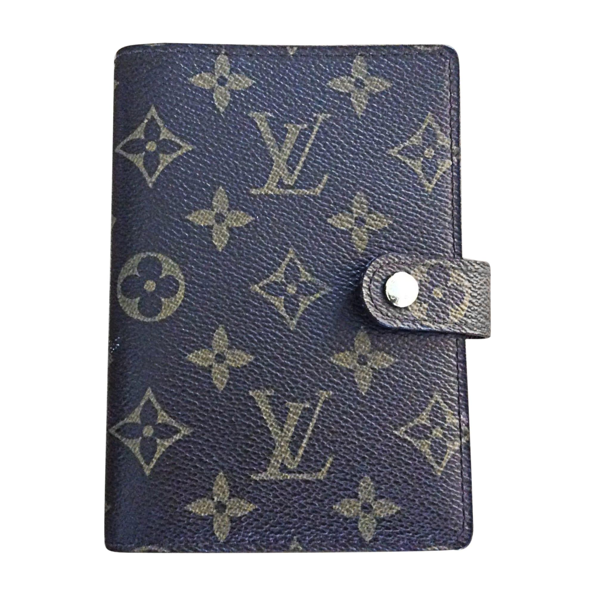 Porte-cartes LOUIS VUITTON marron - 8223466 dfc81a97d88