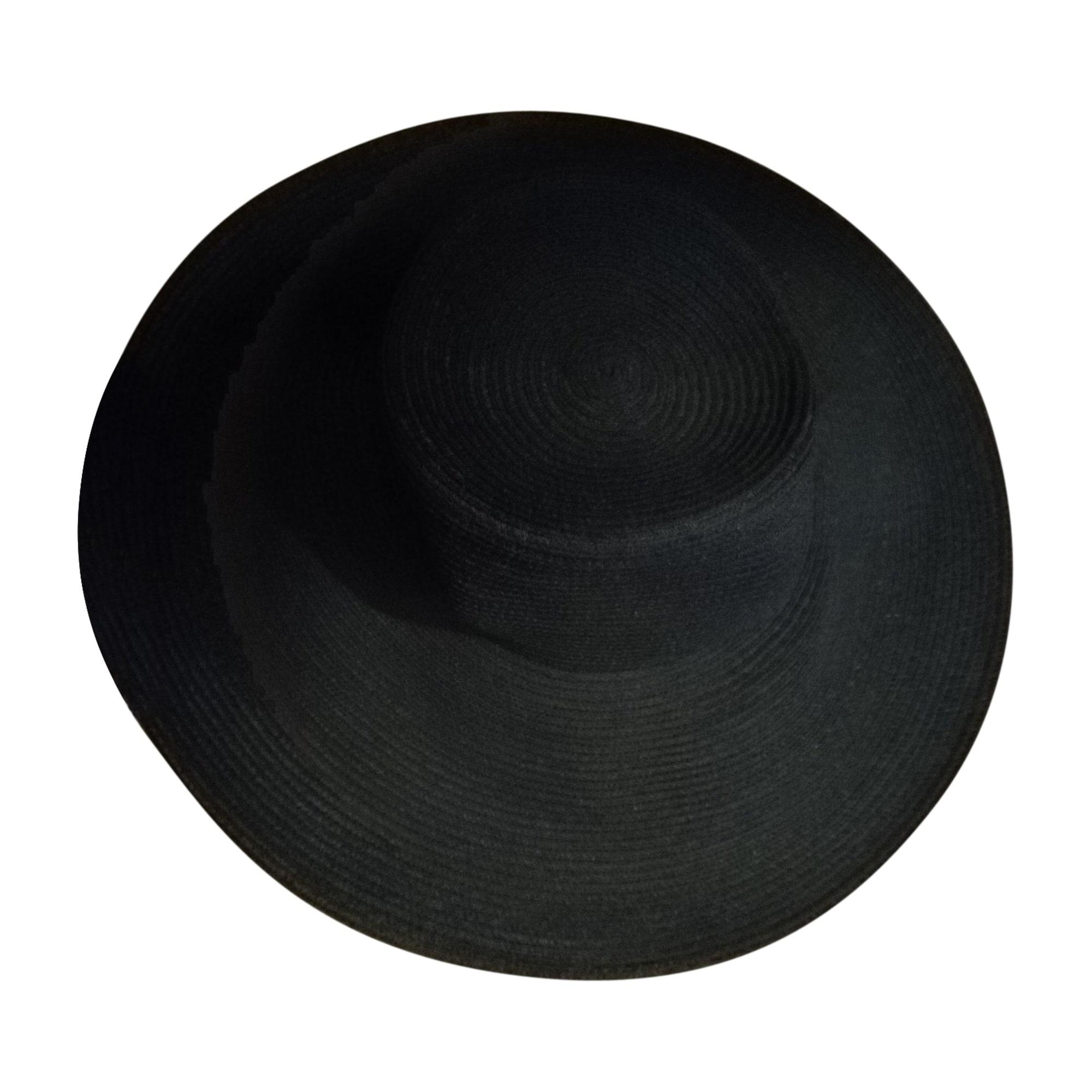 Chapeau de mariage PAULE KA Noir