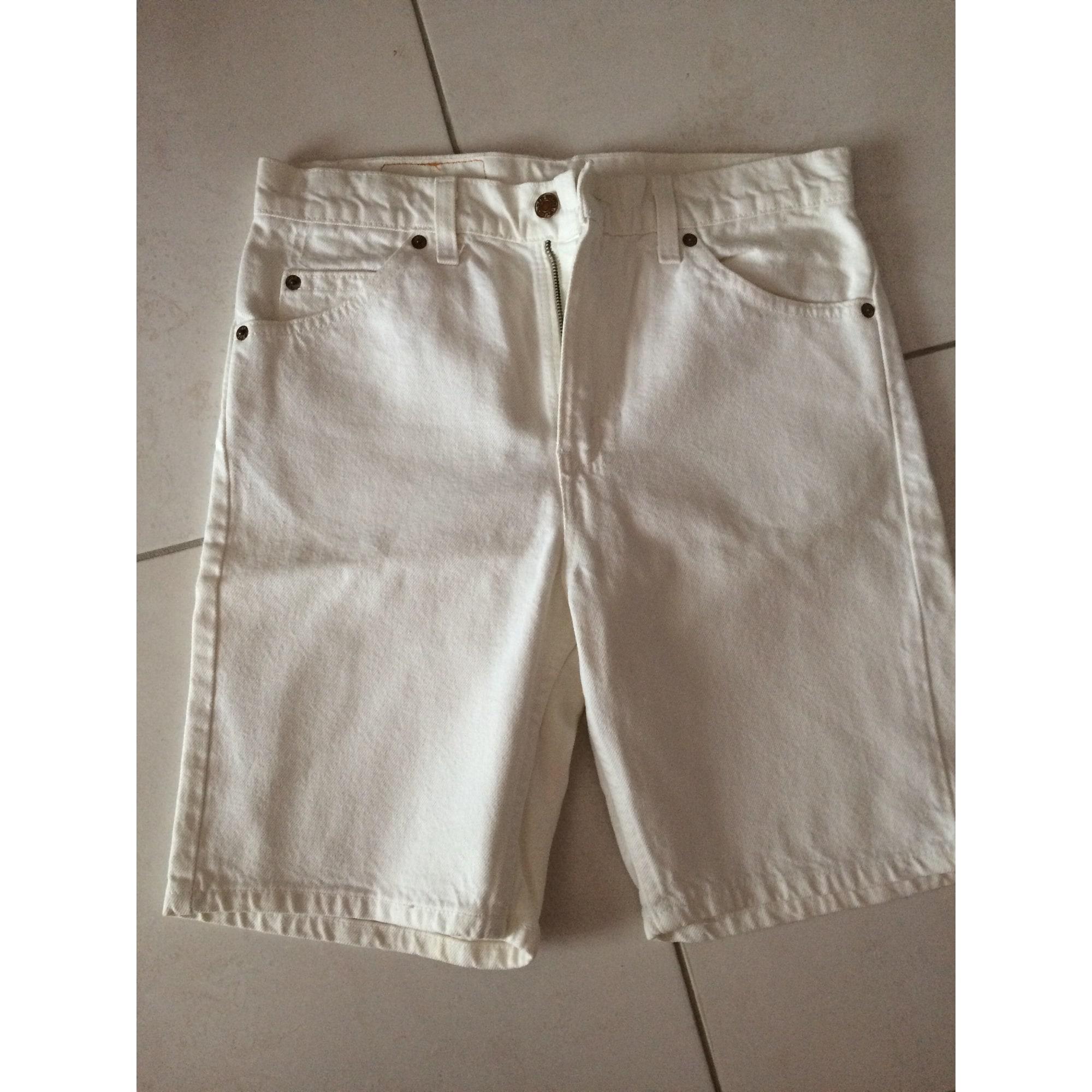 Straight-Cut Jeans  LEVI'S Weiß, elfenbeinfarben