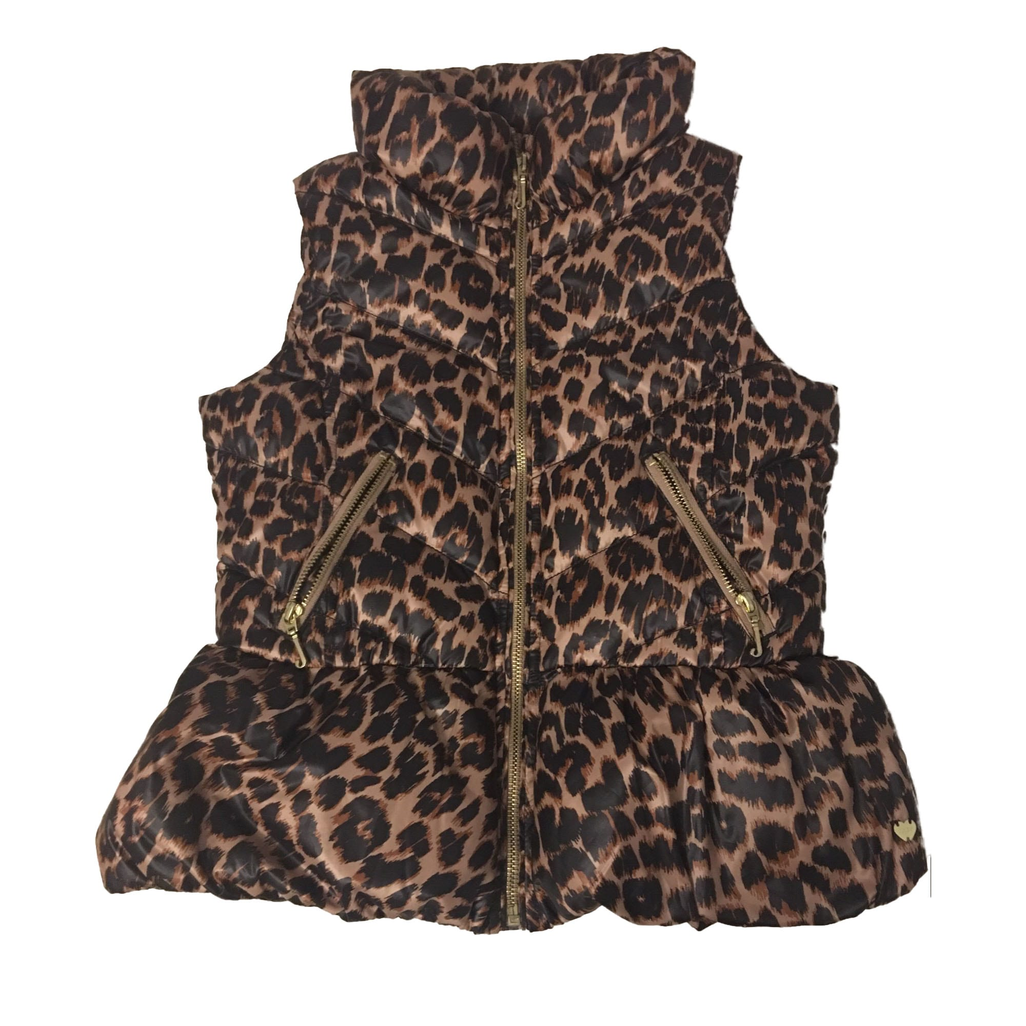 Down Jacket JUICY COUTURE Animal prints