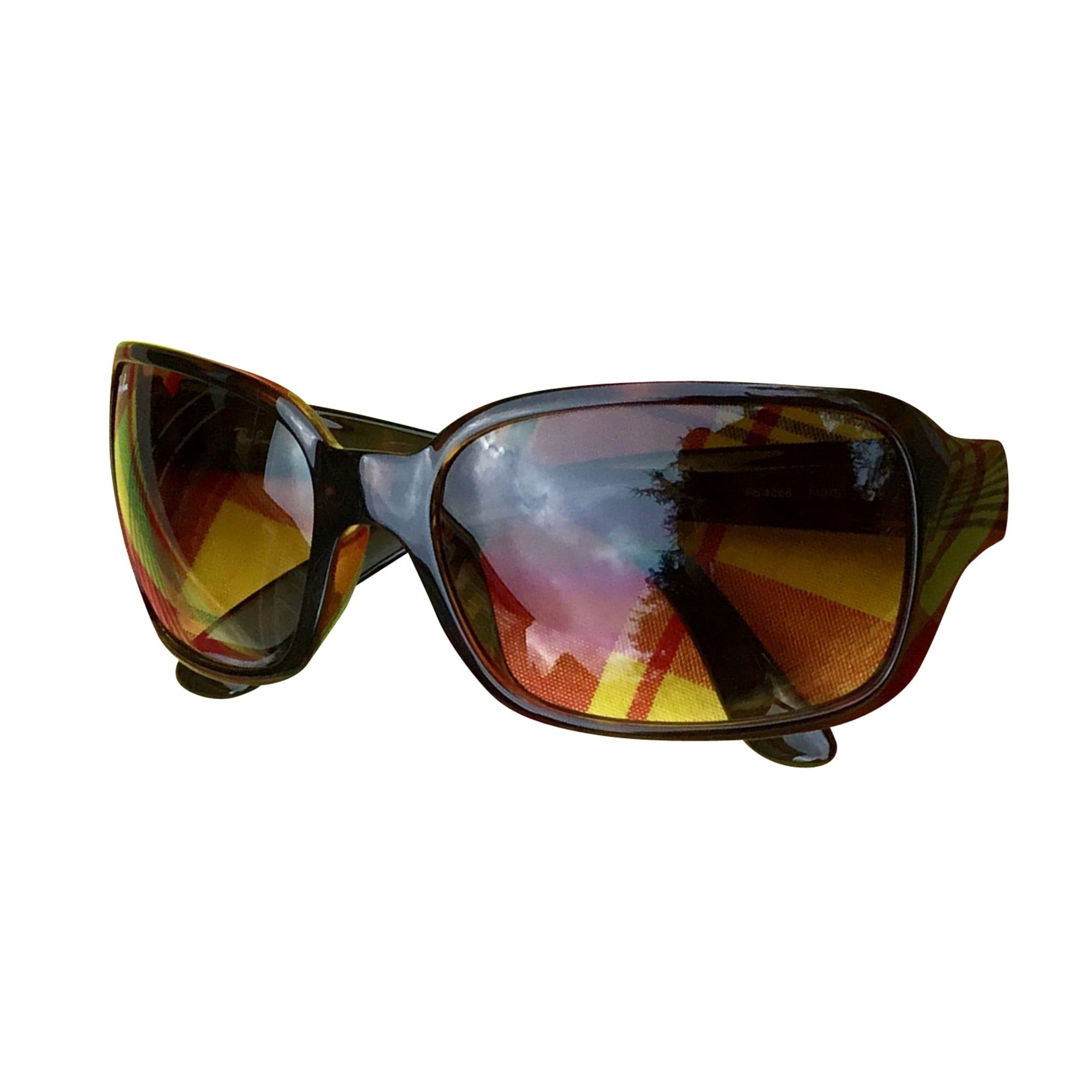 Lunettes de soleil RAY-BAN marron vendu par Kty 85 - 8231059 49d3bc1dea00