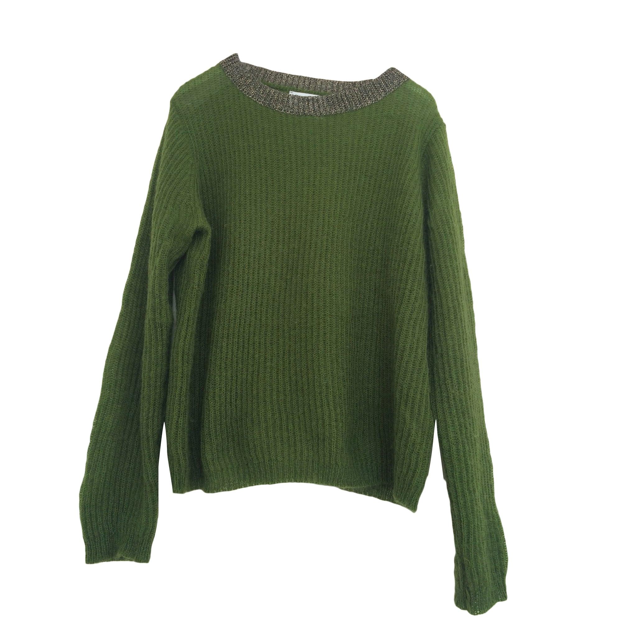 Pull ESSENTIEL ANTWERP 38 (M, T2) vert vendu