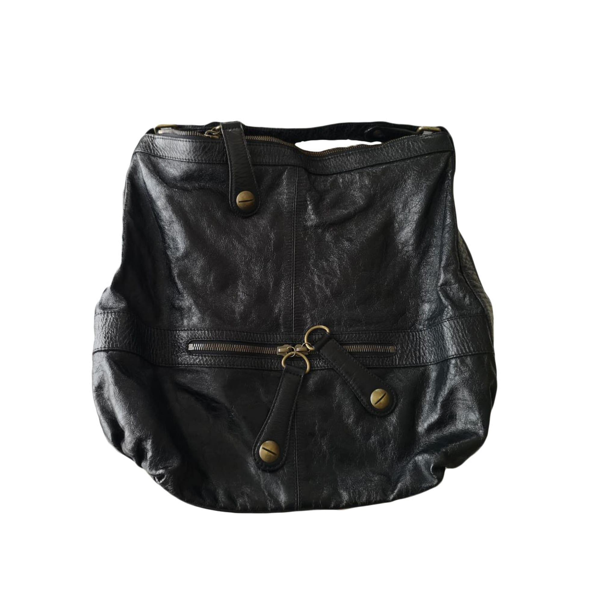 Sac en bandoulière en cuir GERARD DAREL noir - 8232587 29db7085c43f