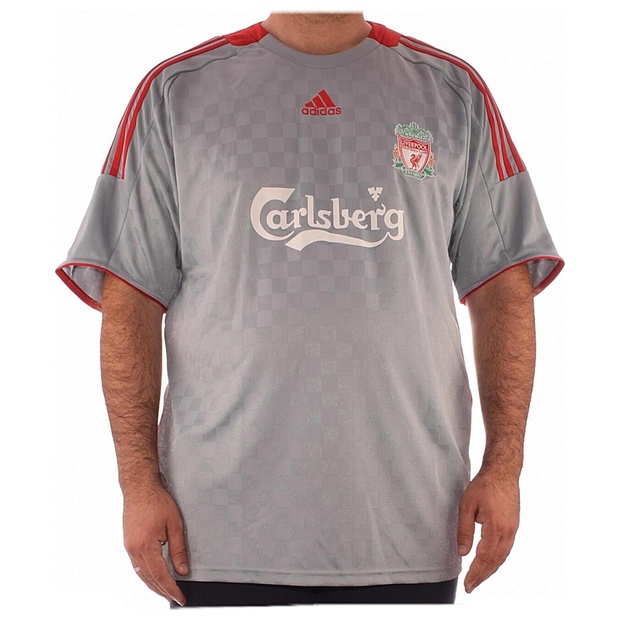 T-Shirts ADIDAS Grau, anthrazit