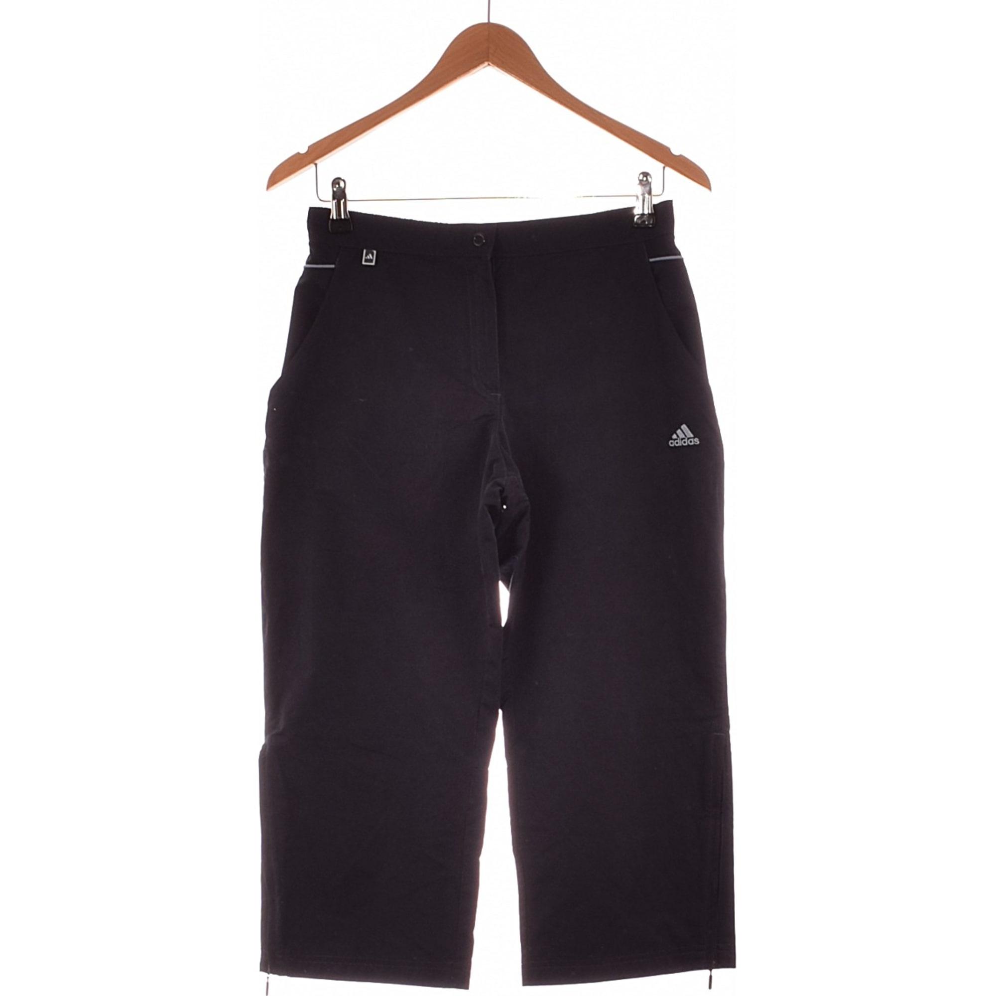 Cropped Pants, Capri Pants ADIDAS Blue, navy, turquoise