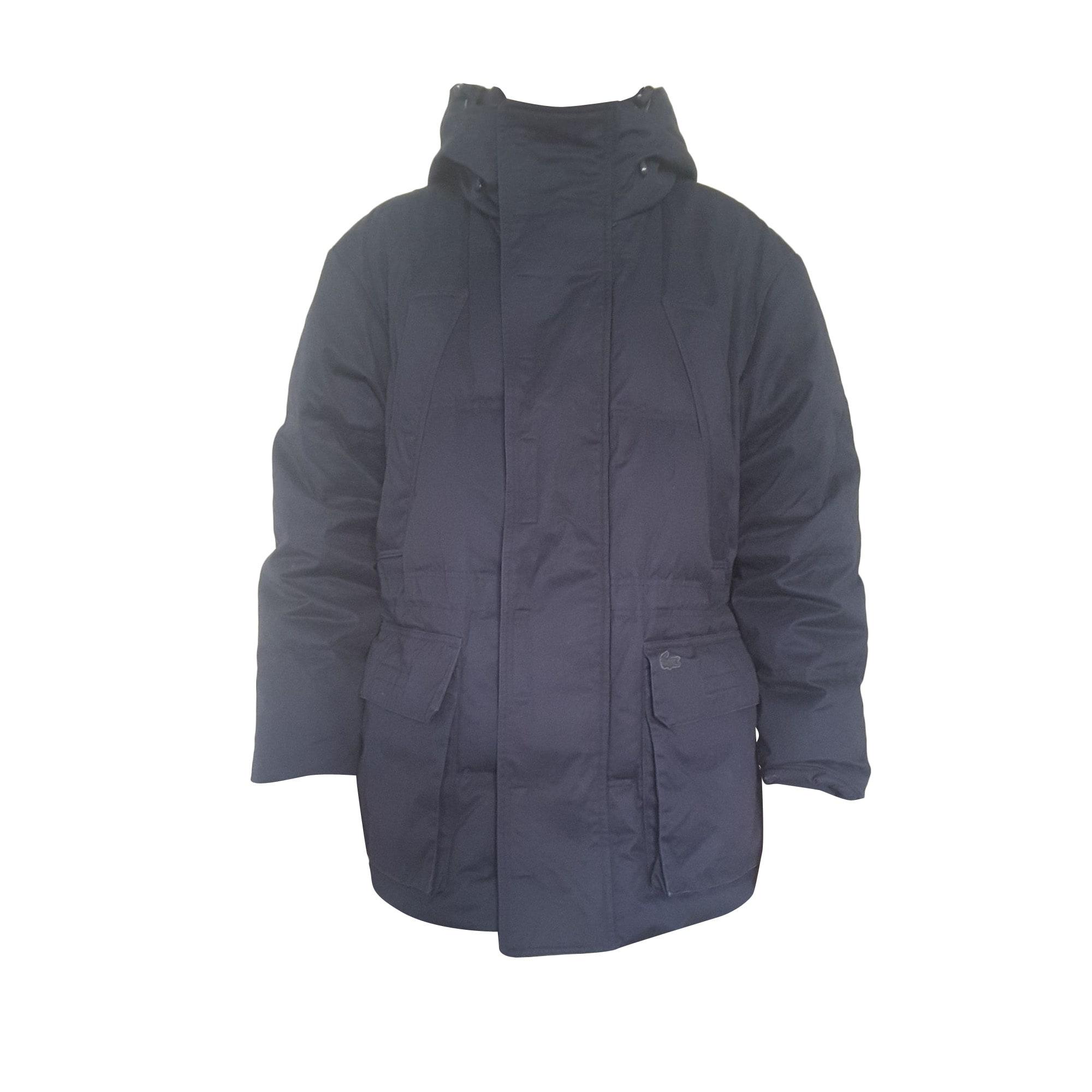 dce3850ee42 Parka LACOSTE 58 (XL) bleu - 8236760