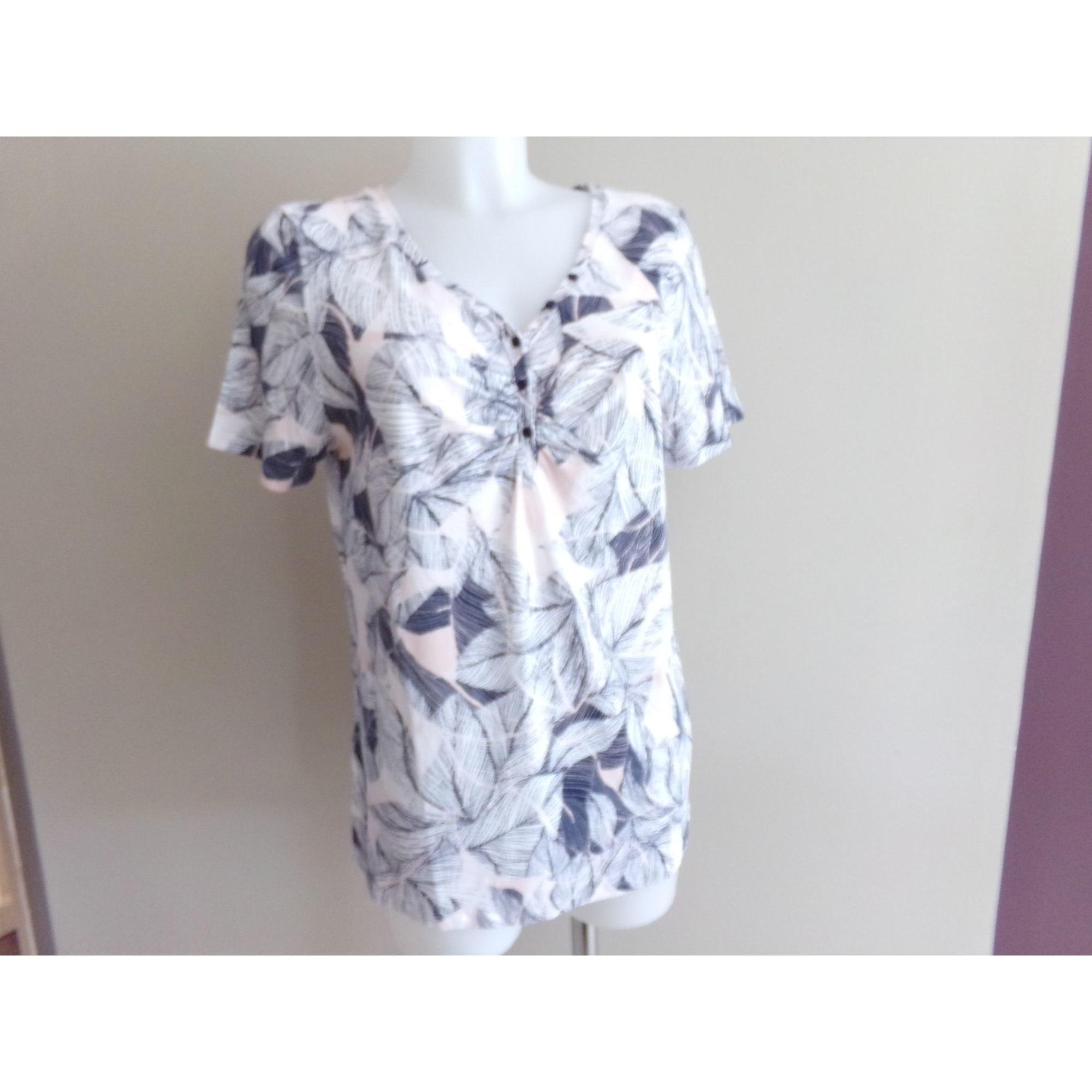 Top, tee-shirt UN JOUR AILLEURS Multicouleur