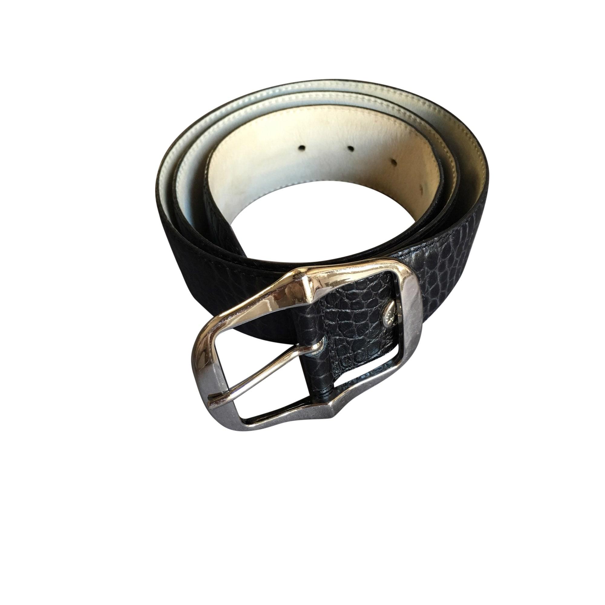 Wide Belt LONGCHAMP Black