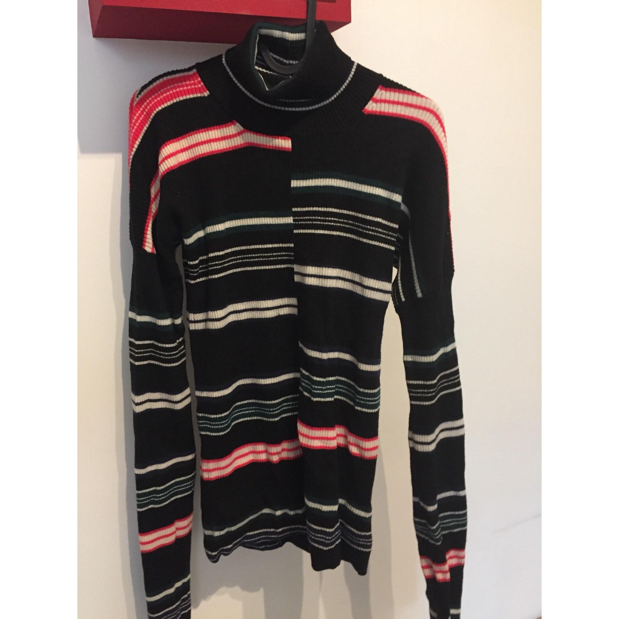 Pull KENZO 42 (L XL, T4) noir   blanc   rouge - 8251305 04f86c9fb32