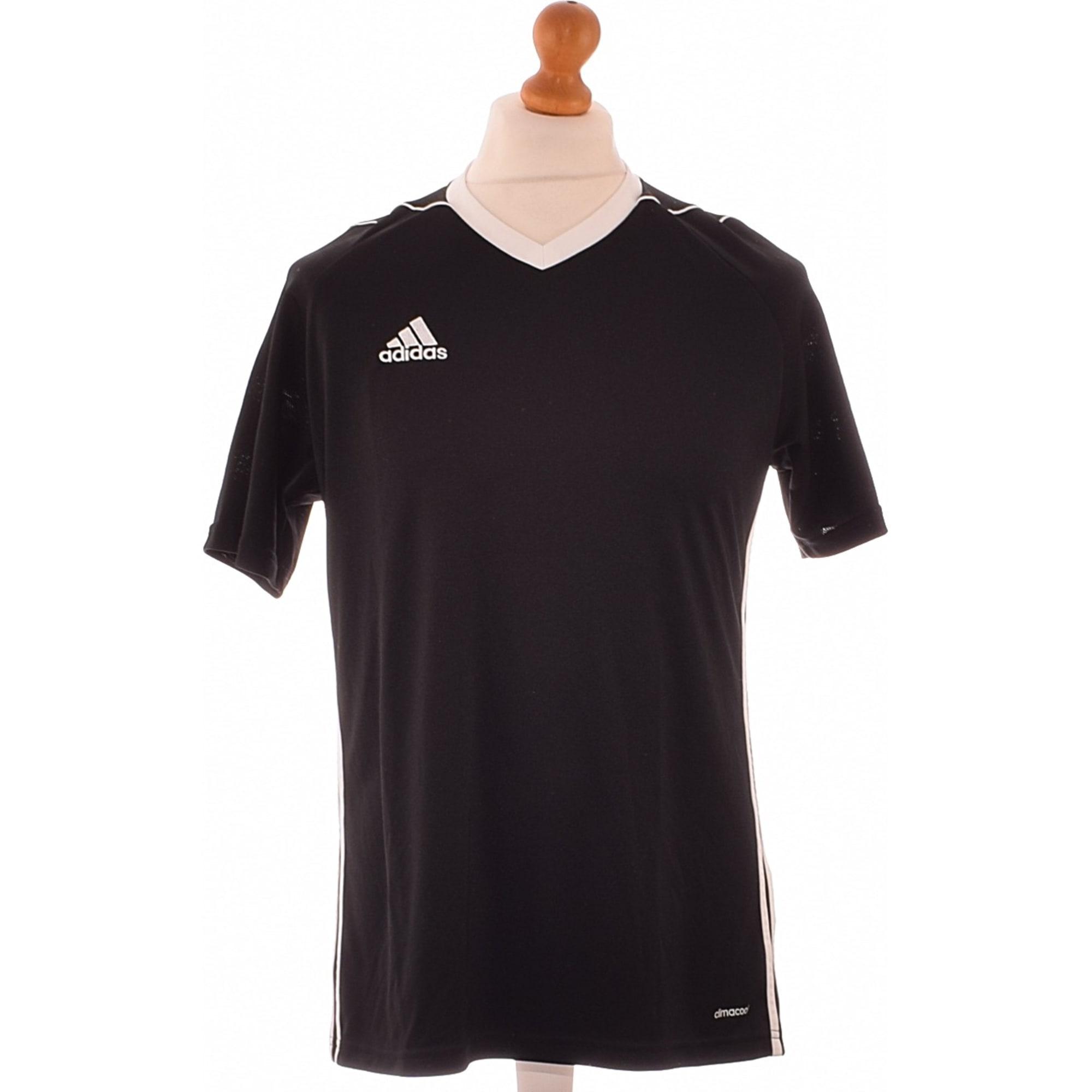 T-shirt ADIDAS Black