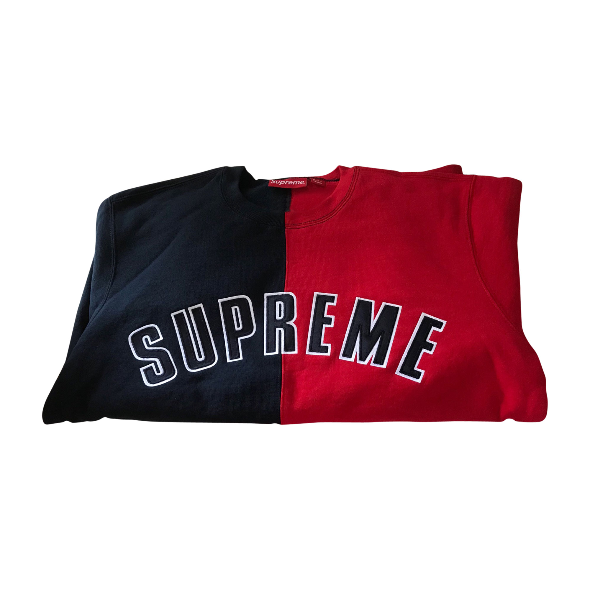 Sweater SUPREME Blue, navy, turquoise