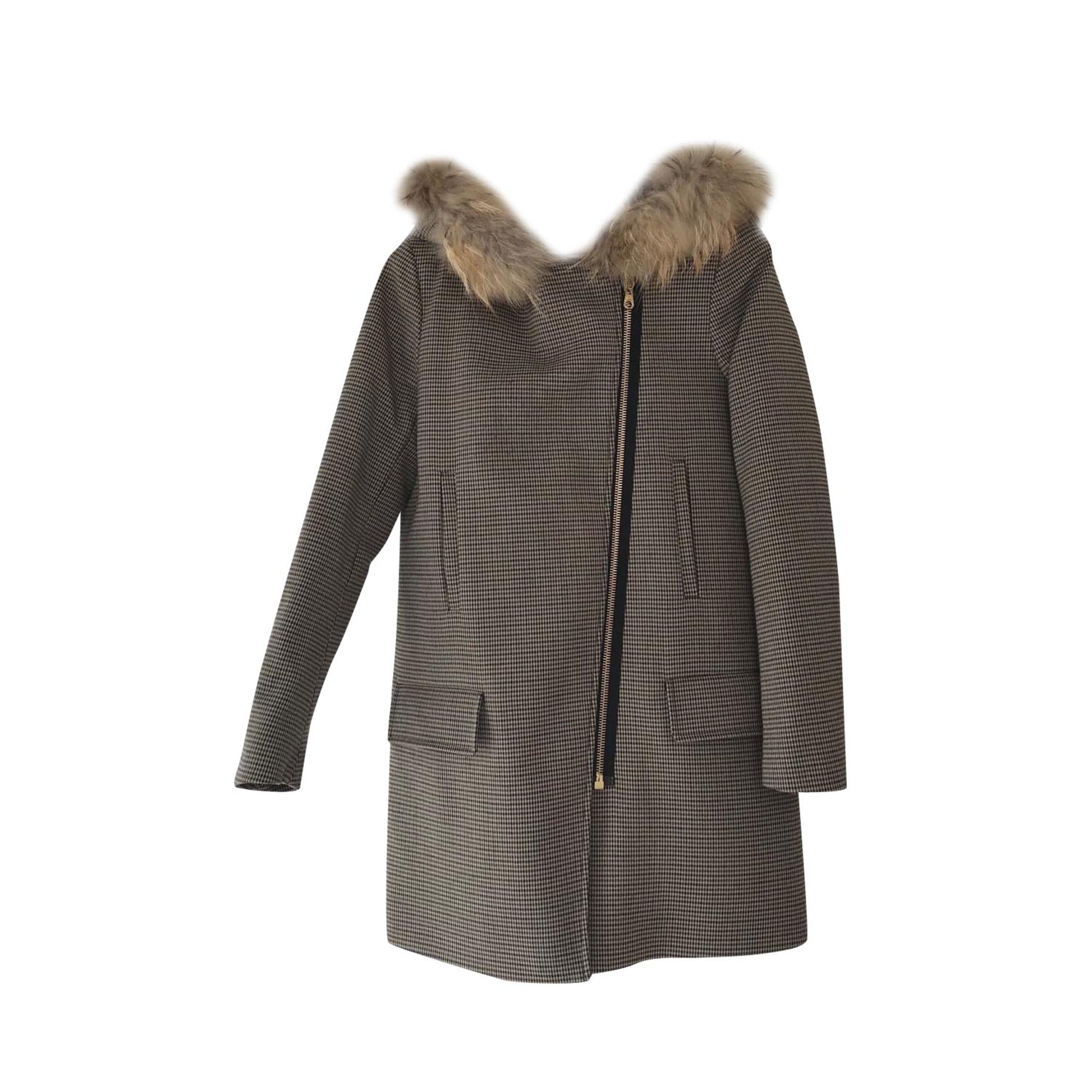 Sandro veste hiver femme