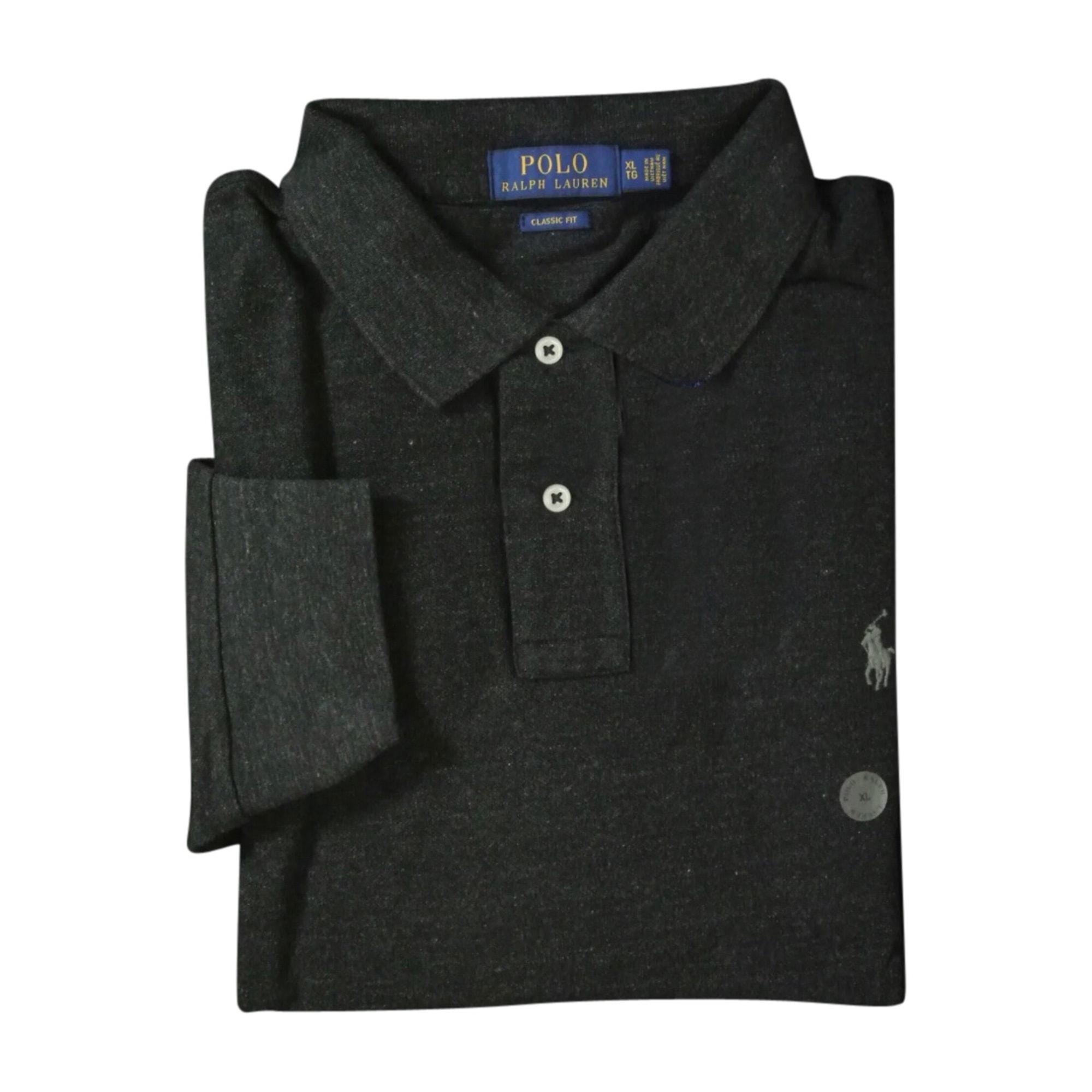 Polo RALPH LAUREN 4 (XL) noir vendu par Croque miss - 8273834 f0e81e2b88ee