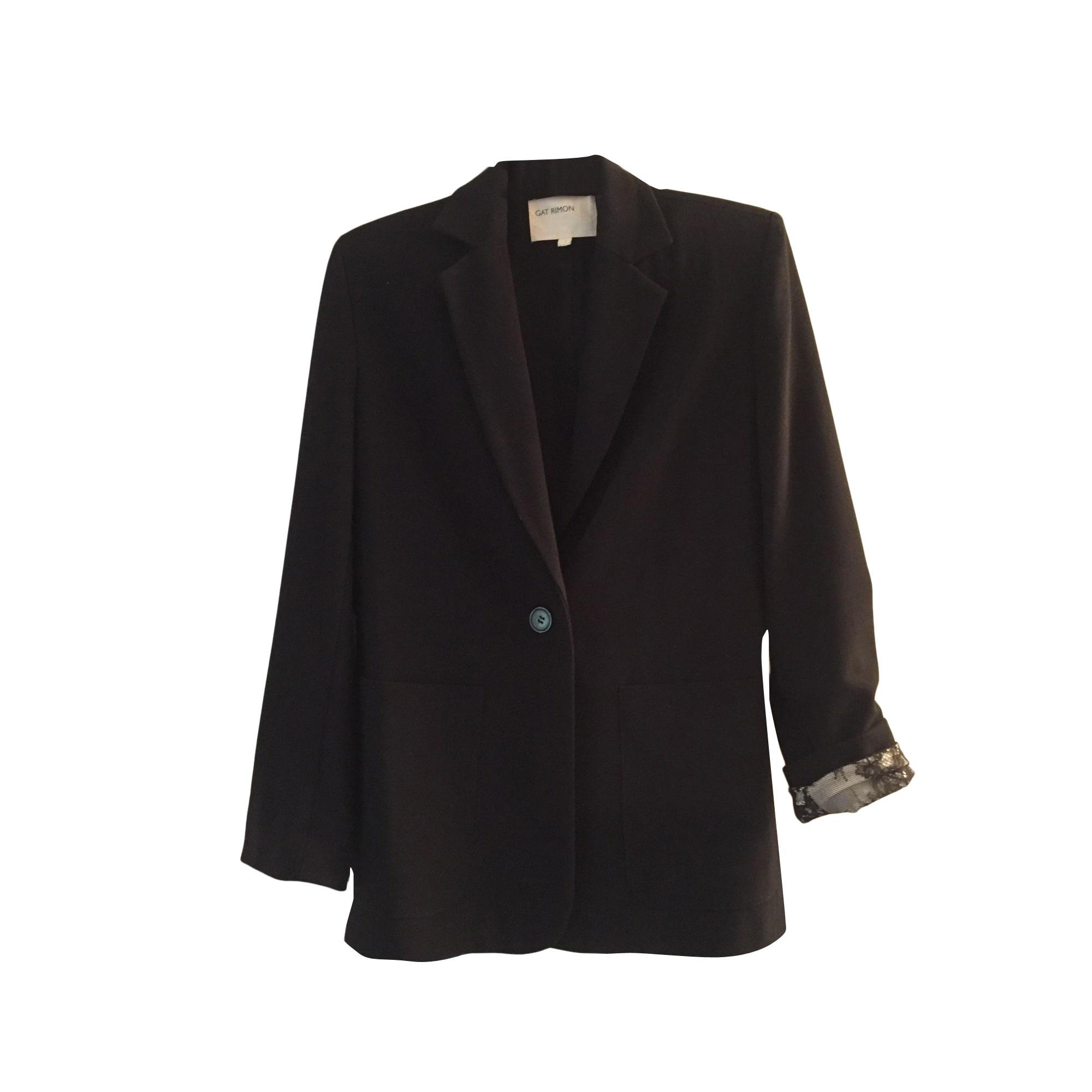 Blazer, veste tailleur GAT RIMON Noir