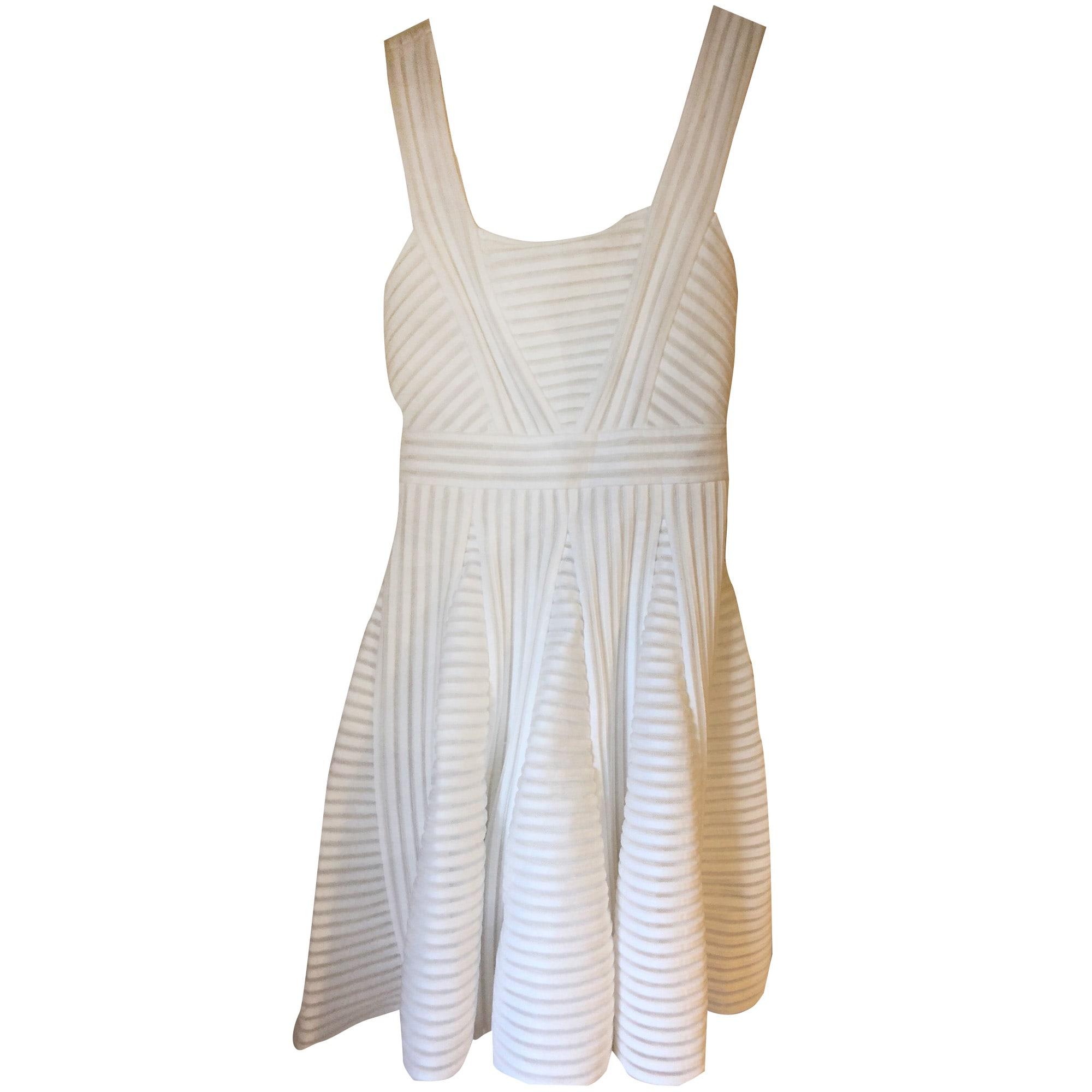 Maje Robe mi-longue polyester 40 (L, T3)