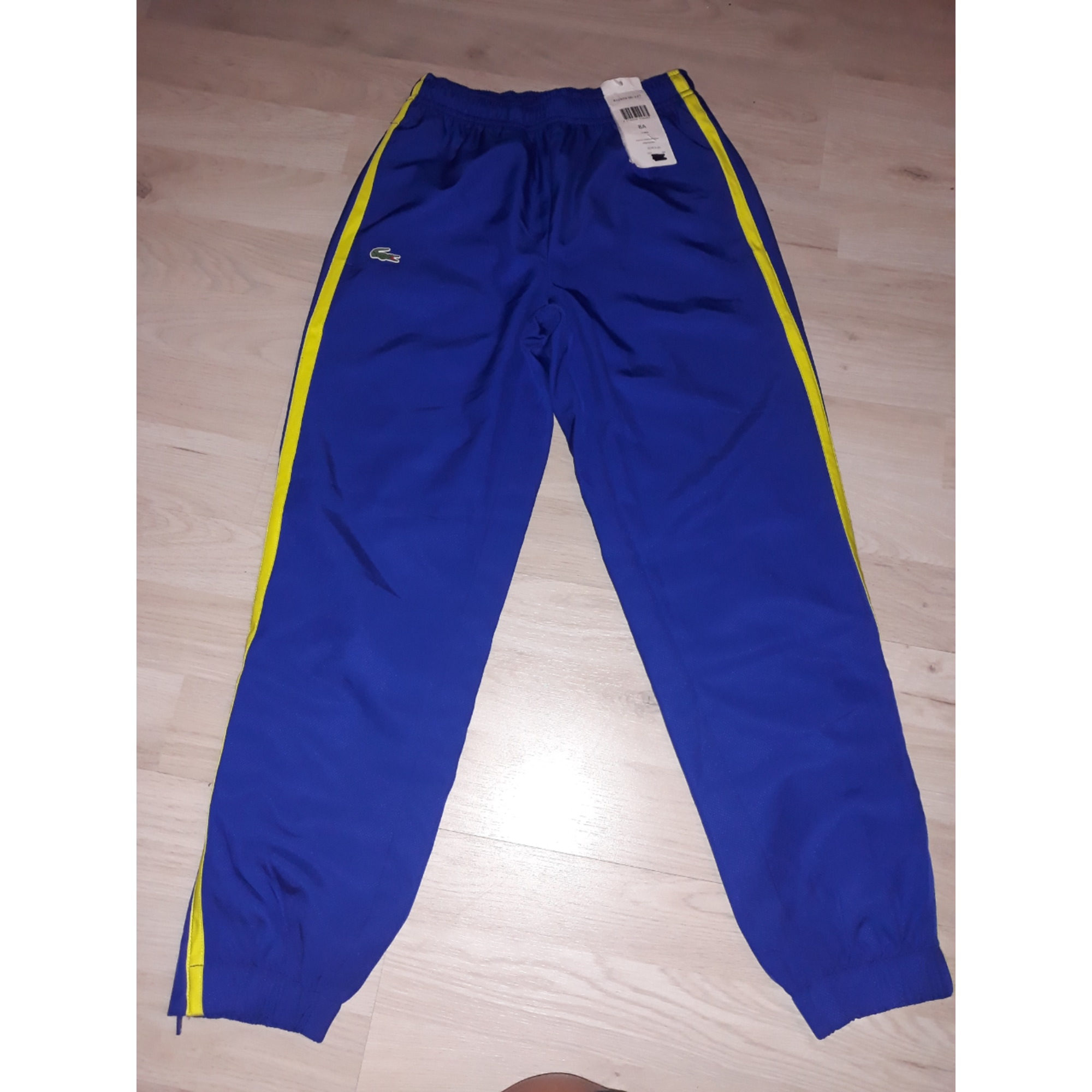 Pantalon LACOSTE Bleu, bleu marine, bleu turquoise
