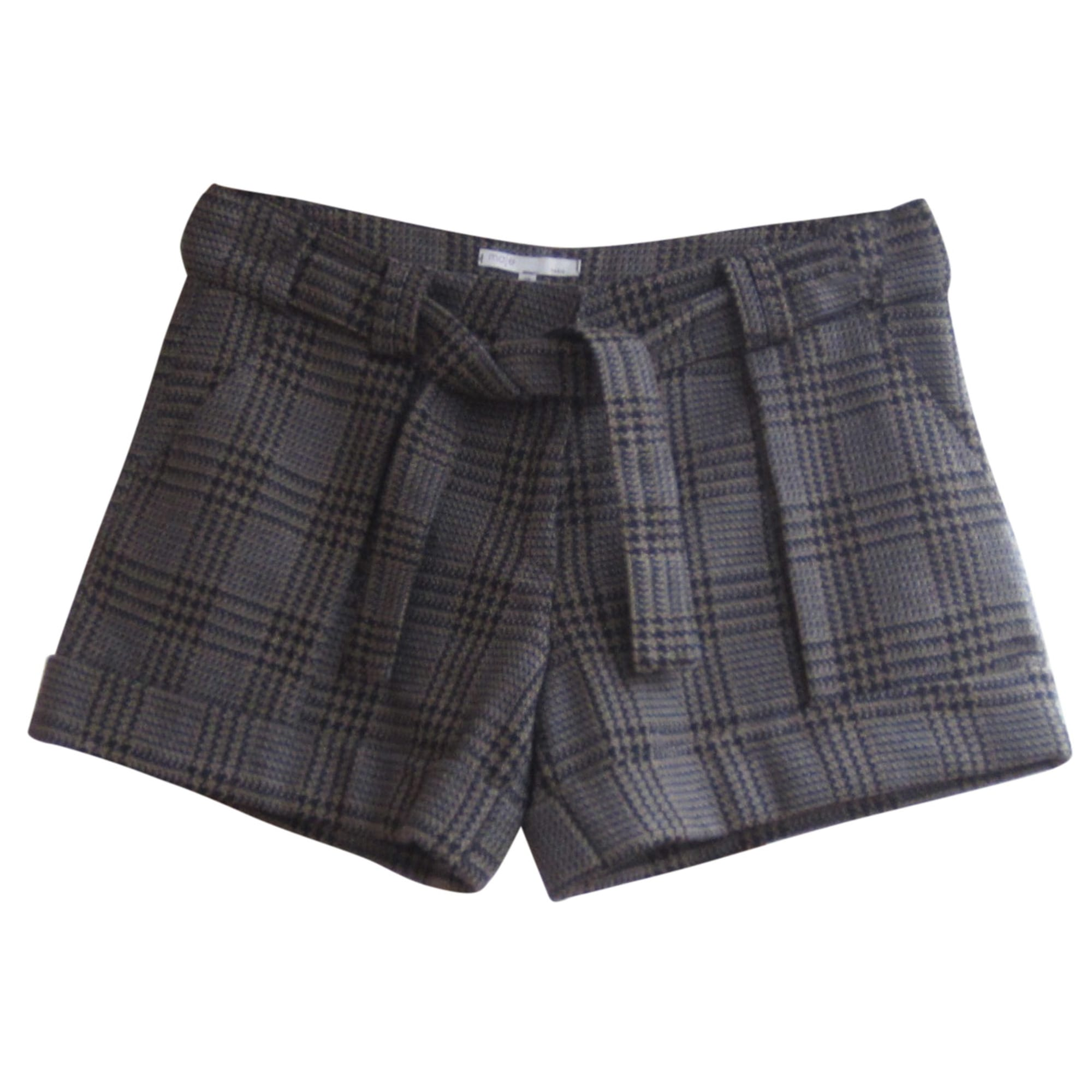 Maje Short polyester 40 (L, T3)