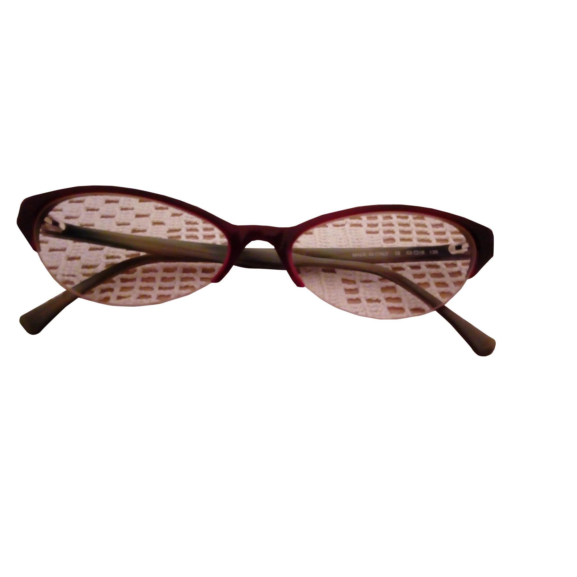 1f93e6f9f7 Monture de lunettes DKNY Rouge, bordeaux