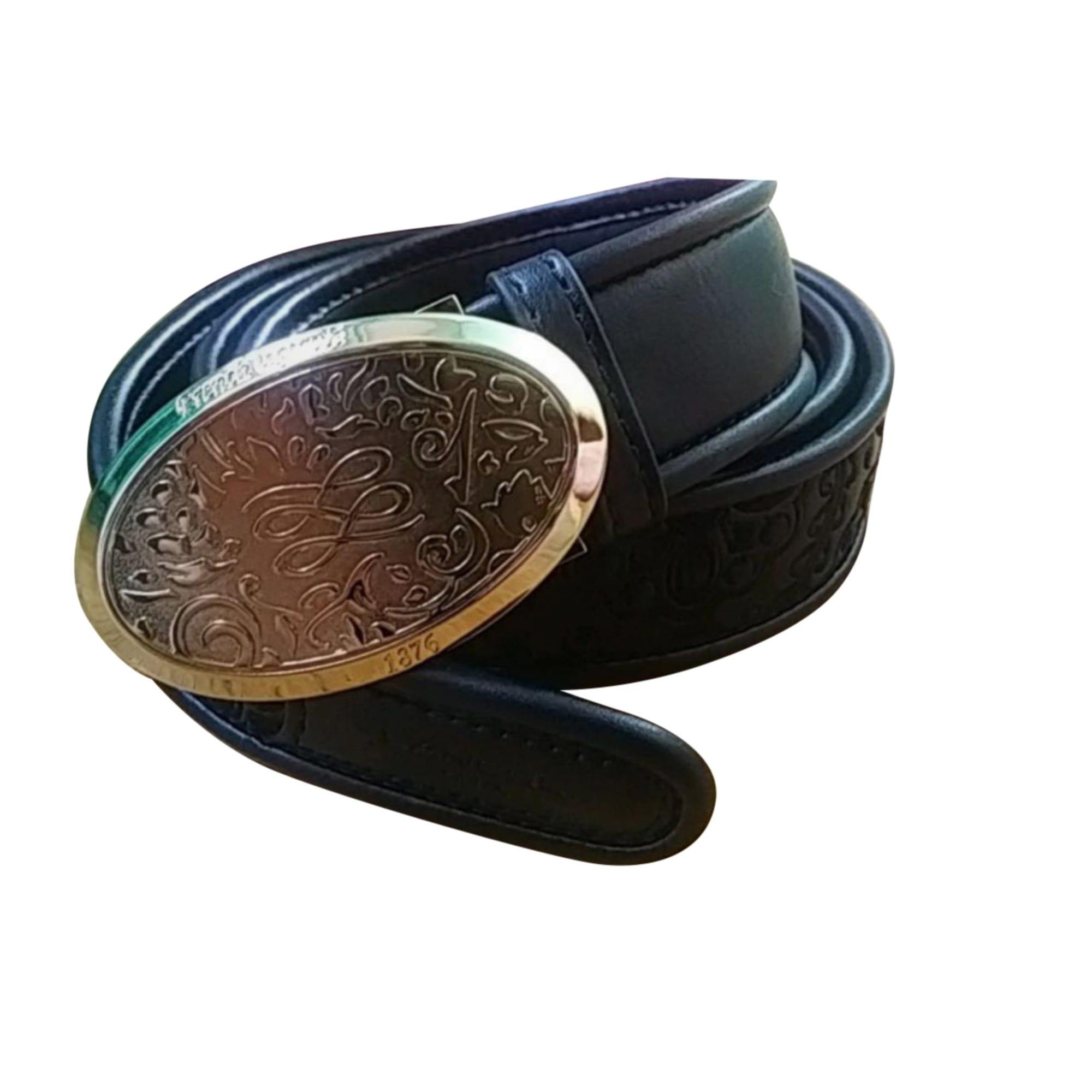 Wide Belt LANCEL Black