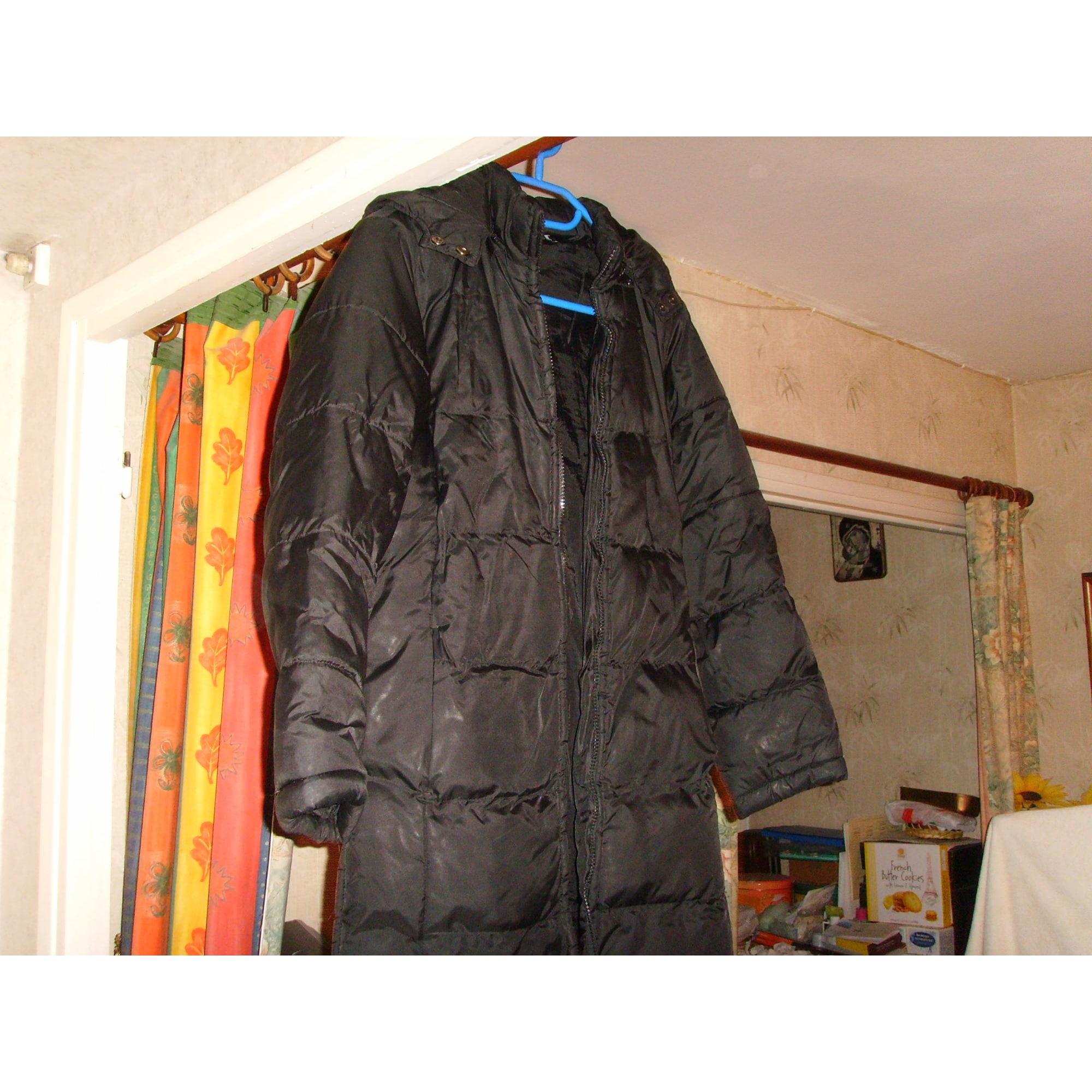 Manteau CAPRICE DE FILLE polyamide noir 13-14 ans c40f2759e2b