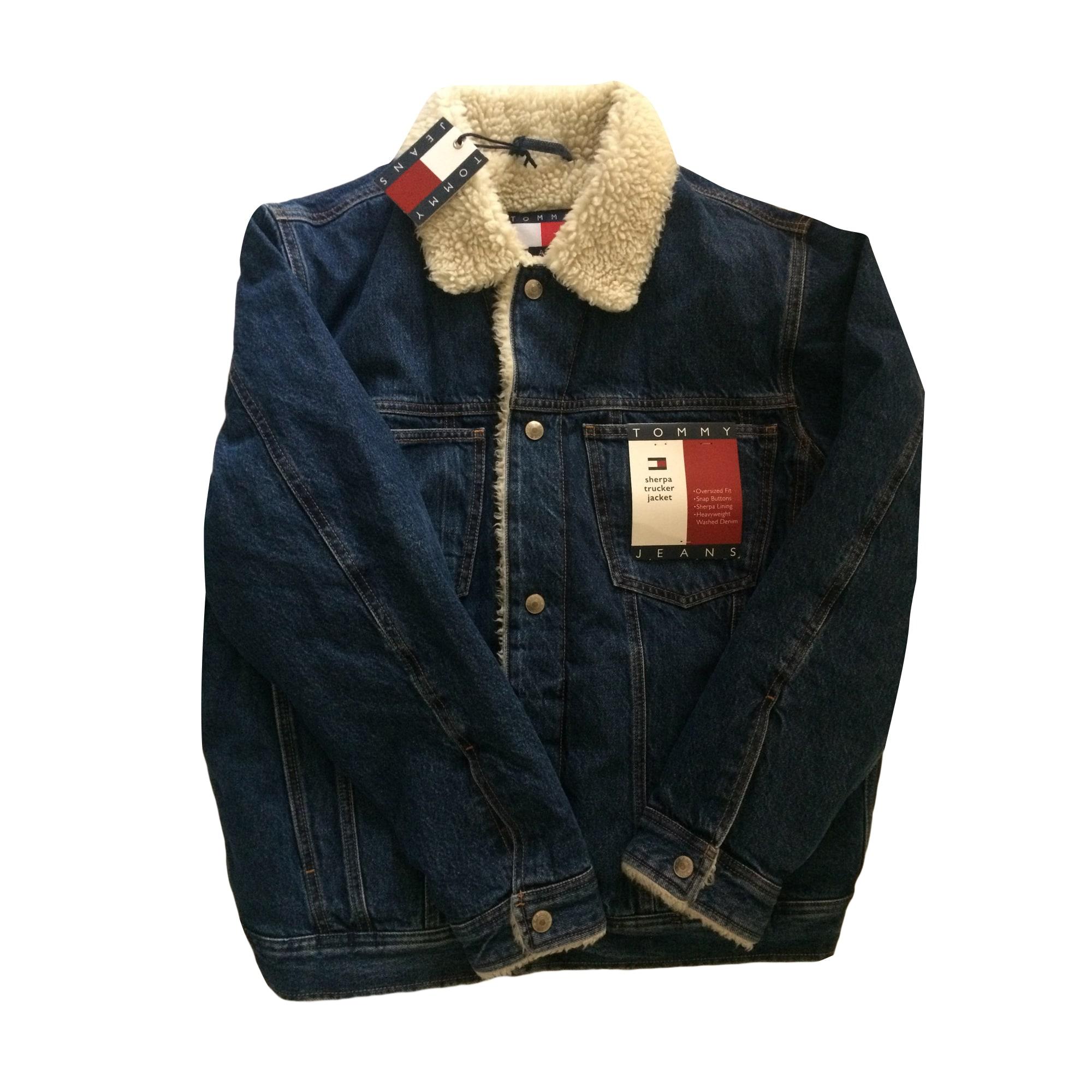ad871f84cb98 Blouson en jean TOMMY HILFIGER 40 (L