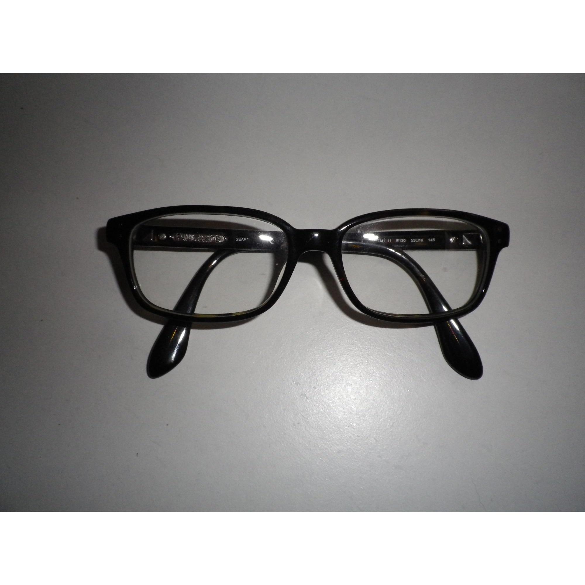 Monture de lunettes PAUL & JOE Marron
