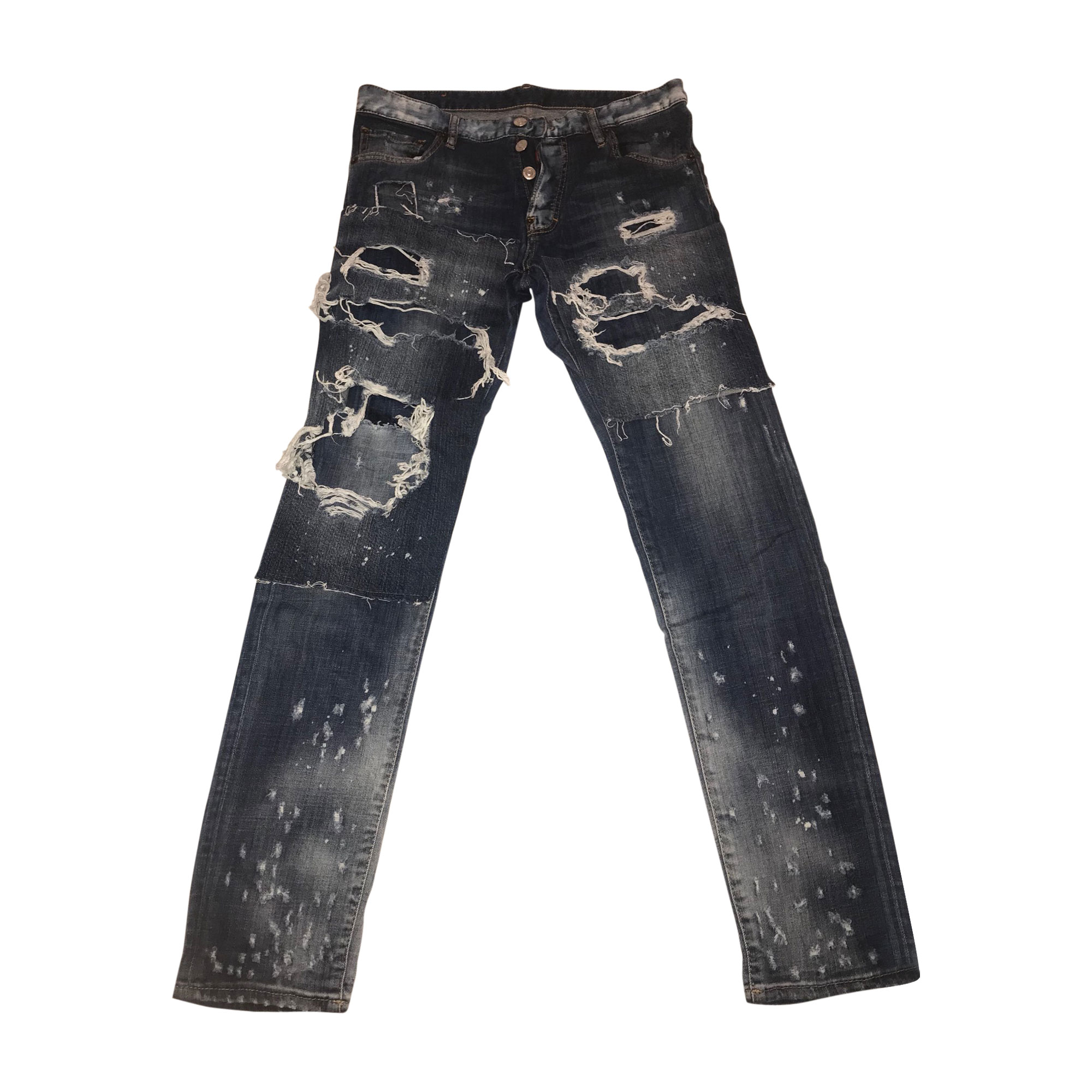 Skinny Jeans DSQUARED Blue, navy, turquoise