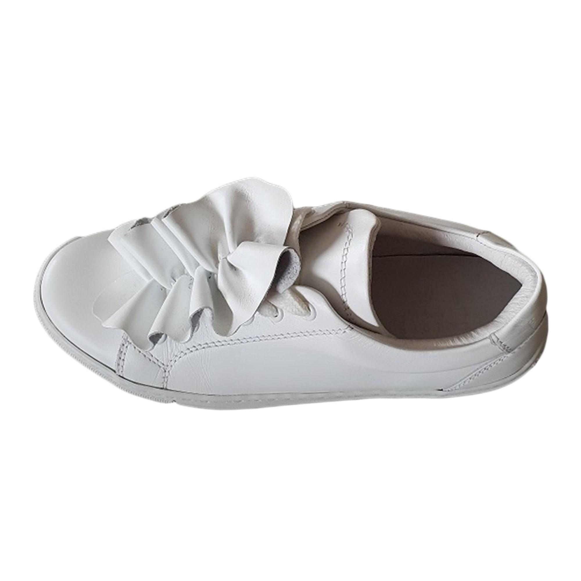 Baskets CLAUDIE PIERLOT Blanc, blanc cassé, écru