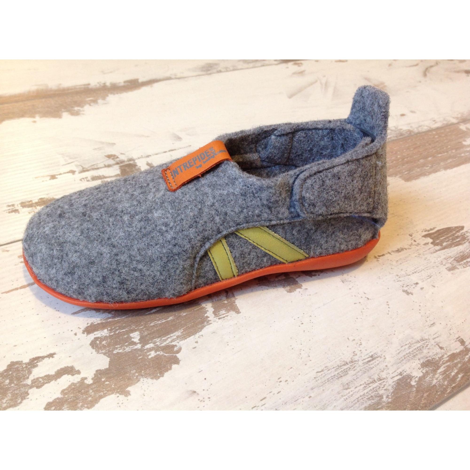 e82a42feef6d8 Chaussons   pantoufles BABYBOTTE 29 gris - 8314838