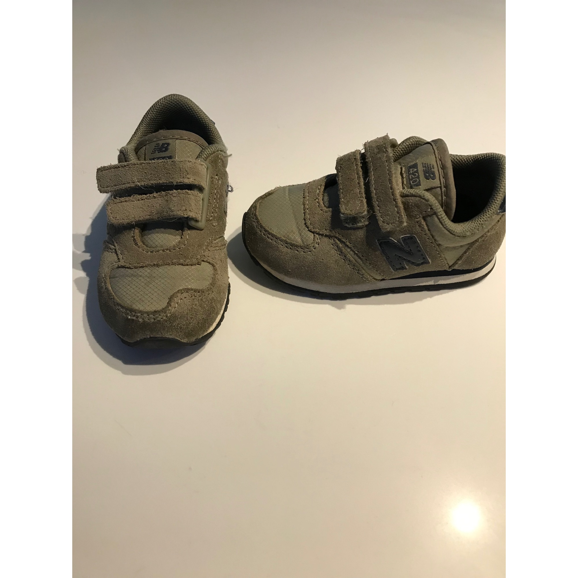 guide taille basket new balance