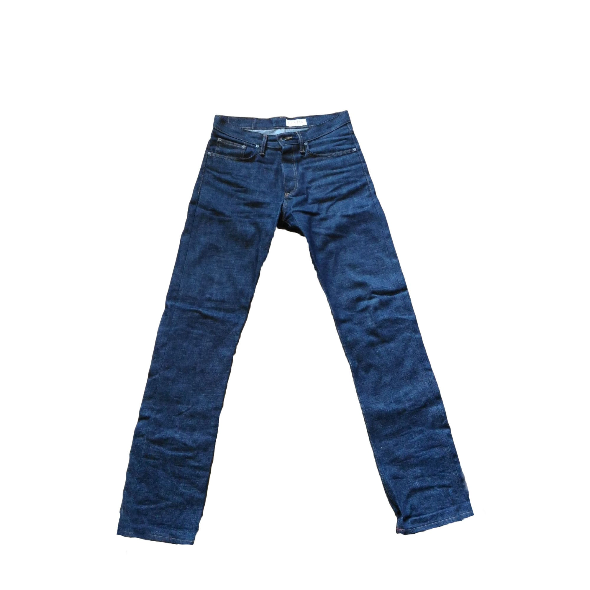 Straight Leg Jeans GUSTIN Black