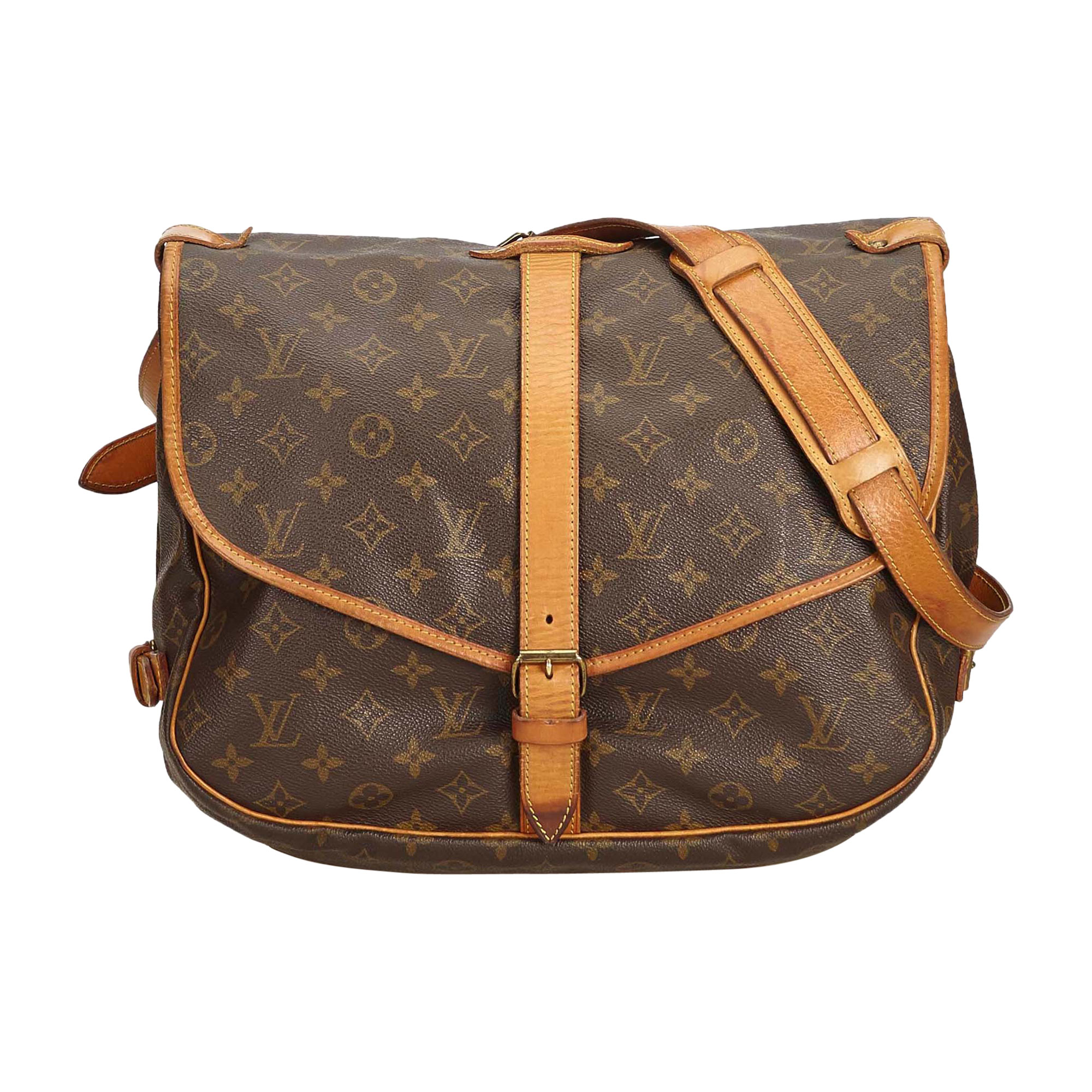 Sac en bandoulière en cuir LOUIS VUITTON brown - 8326969 678c32bf2a5