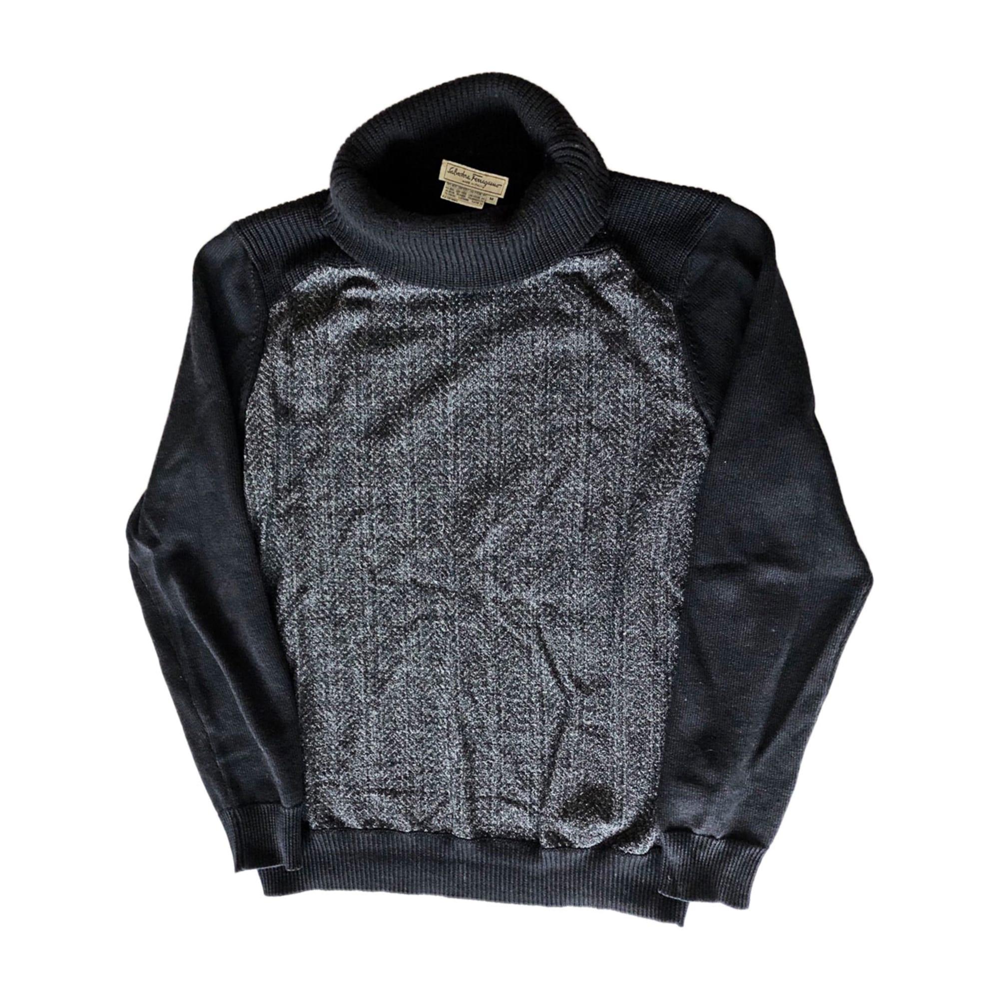 Sweater SALVATORE FERRAGAMO Black